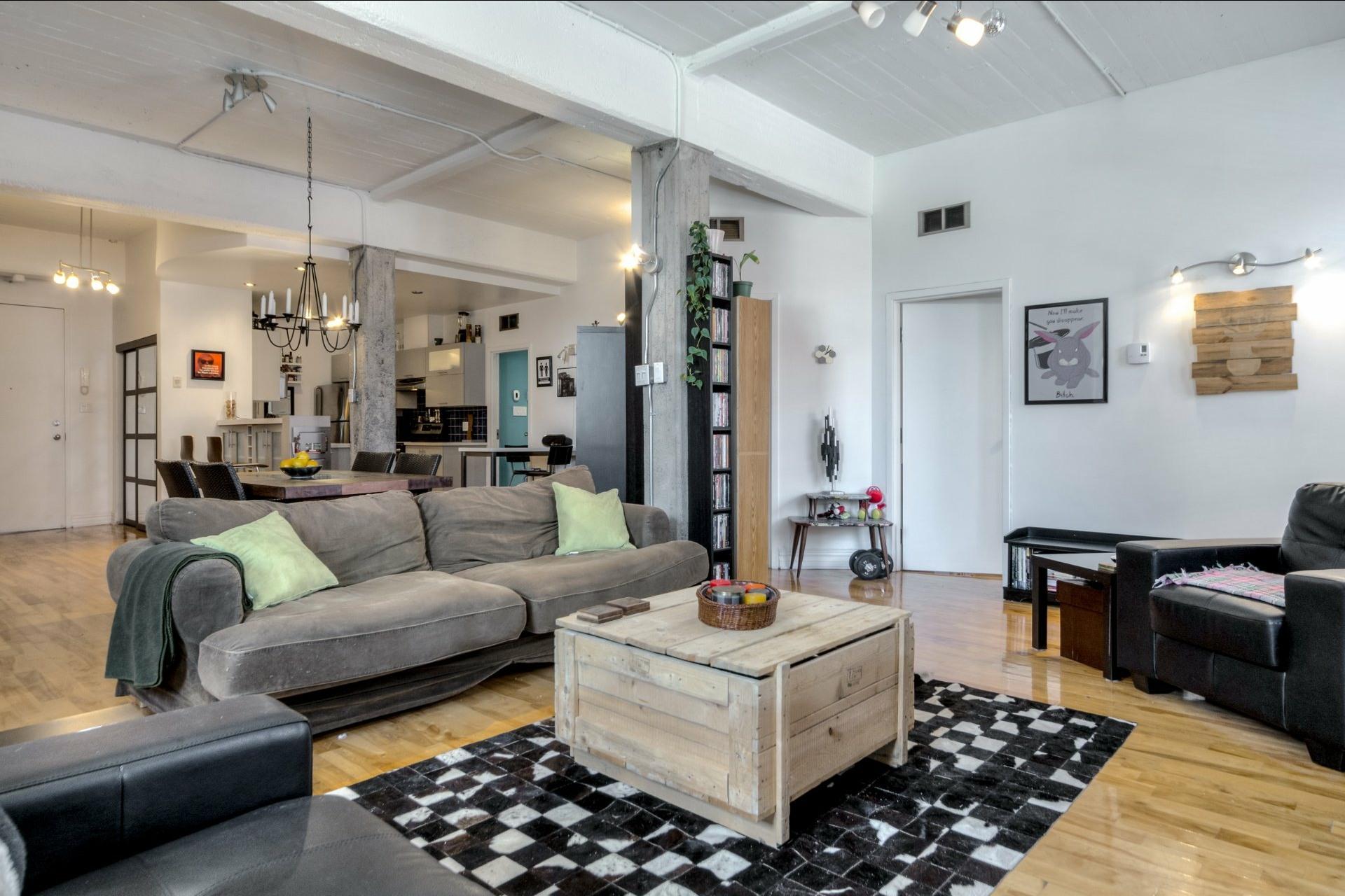 image 5 - Appartement À vendre Montréal Ville-Marie  - 8 pièces