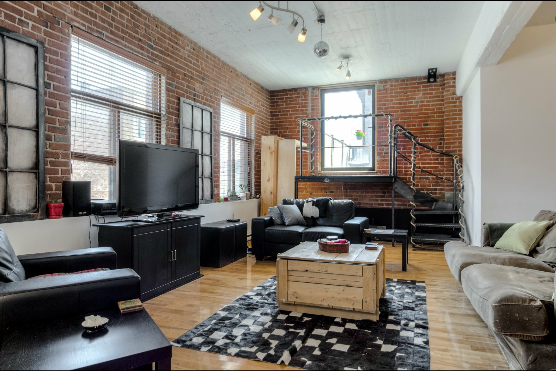 image 6 - Appartement À vendre Montréal Ville-Marie  - 8 pièces