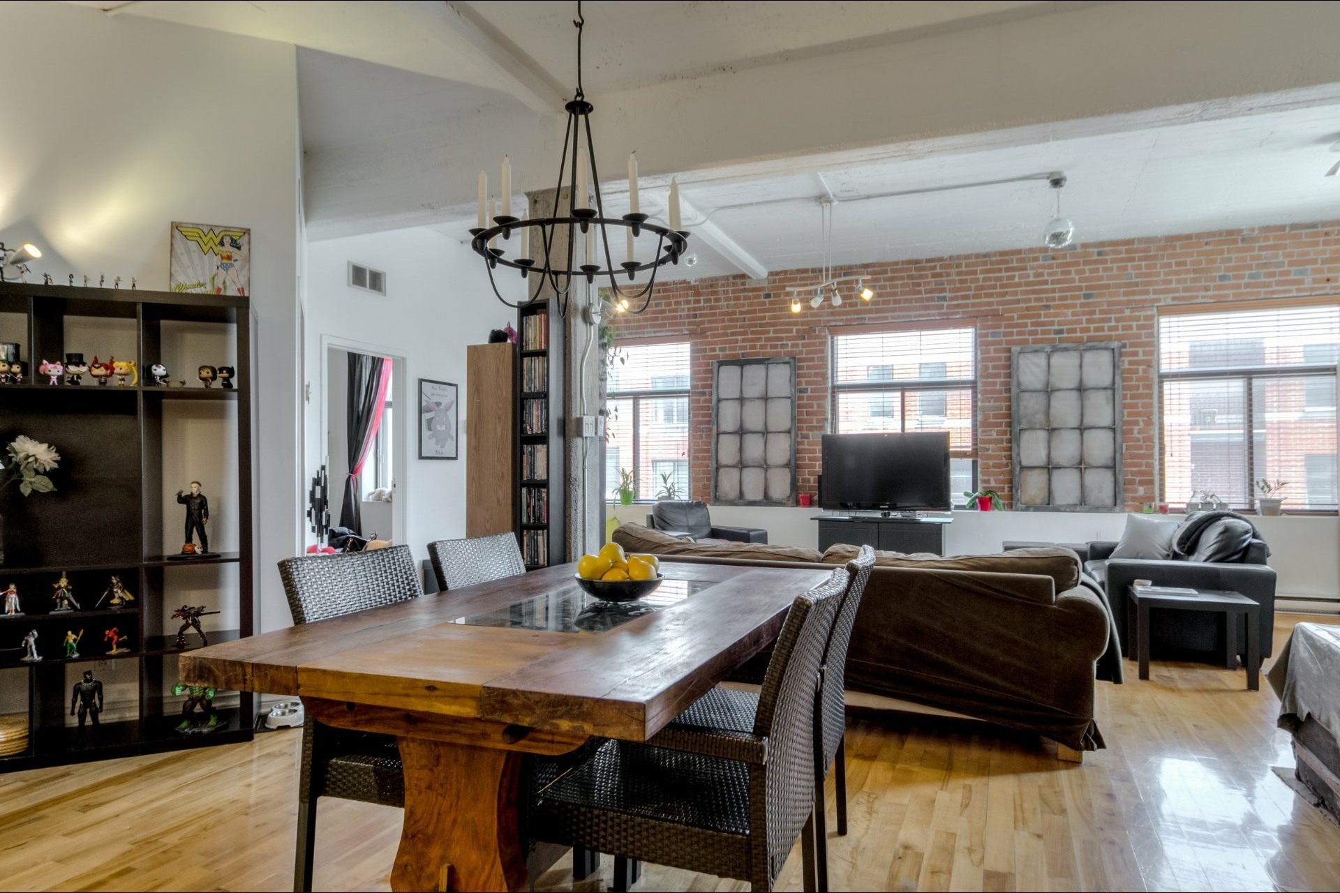 image 13 - Appartement À vendre Montréal Ville-Marie  - 8 pièces