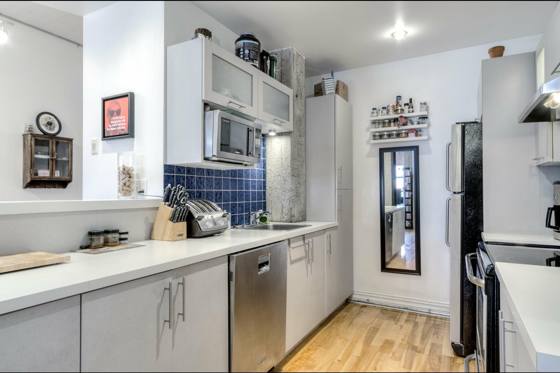 image 11 - Appartement À vendre Montréal Ville-Marie  - 8 pièces