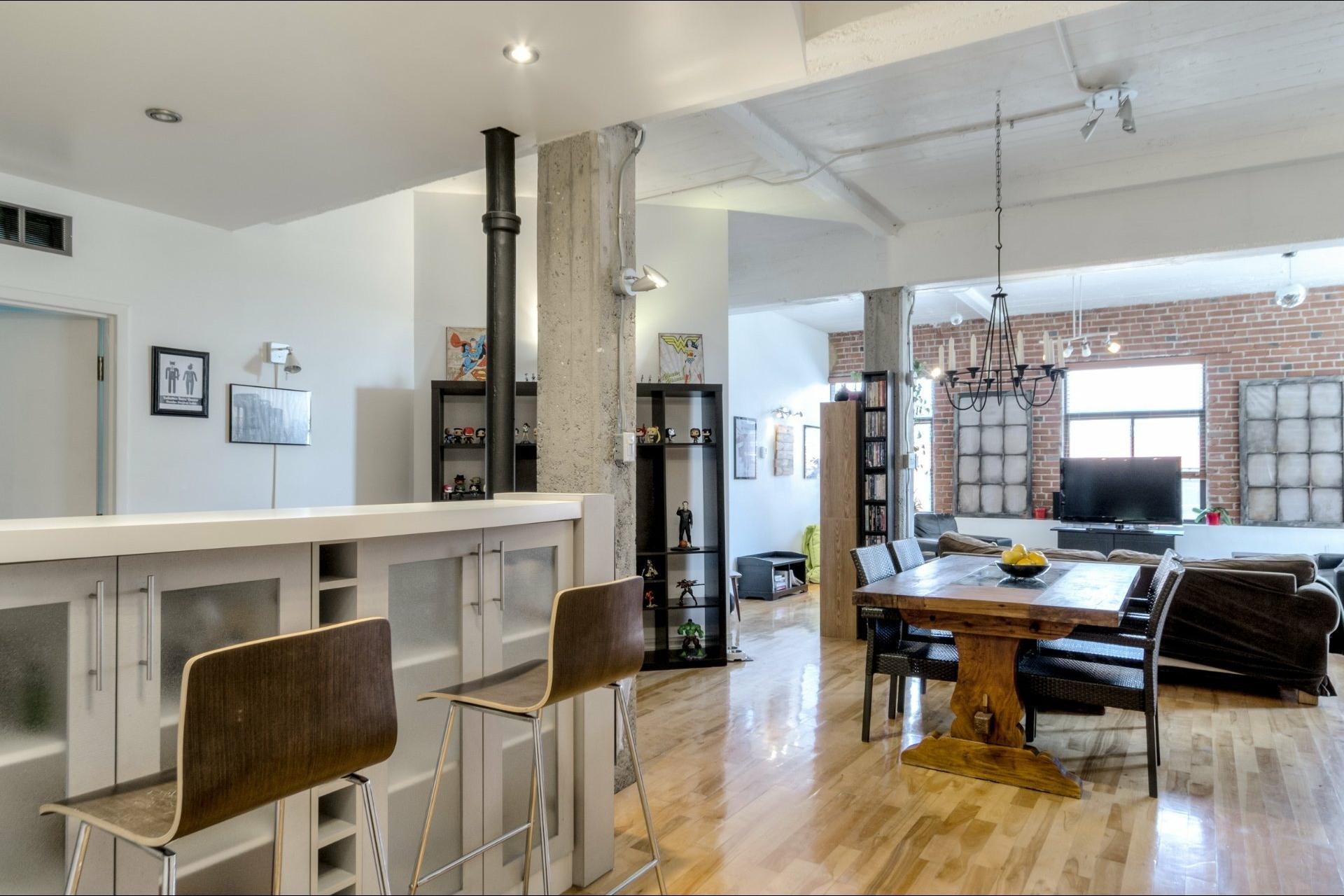 image 1 - Appartement À vendre Montréal Ville-Marie  - 8 pièces