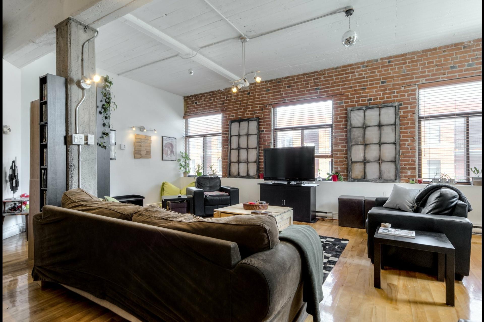 image 2 - Appartement À vendre Montréal Ville-Marie  - 8 pièces