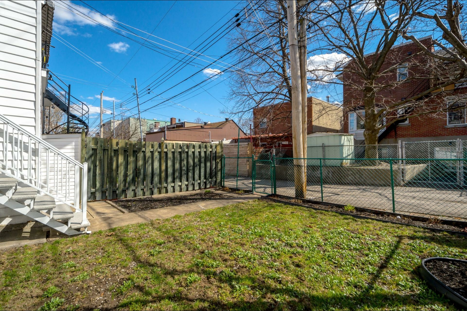 image 14 - Duplex À vendre Montréal Rosemont/La Petite-Patrie  - 5 pièces