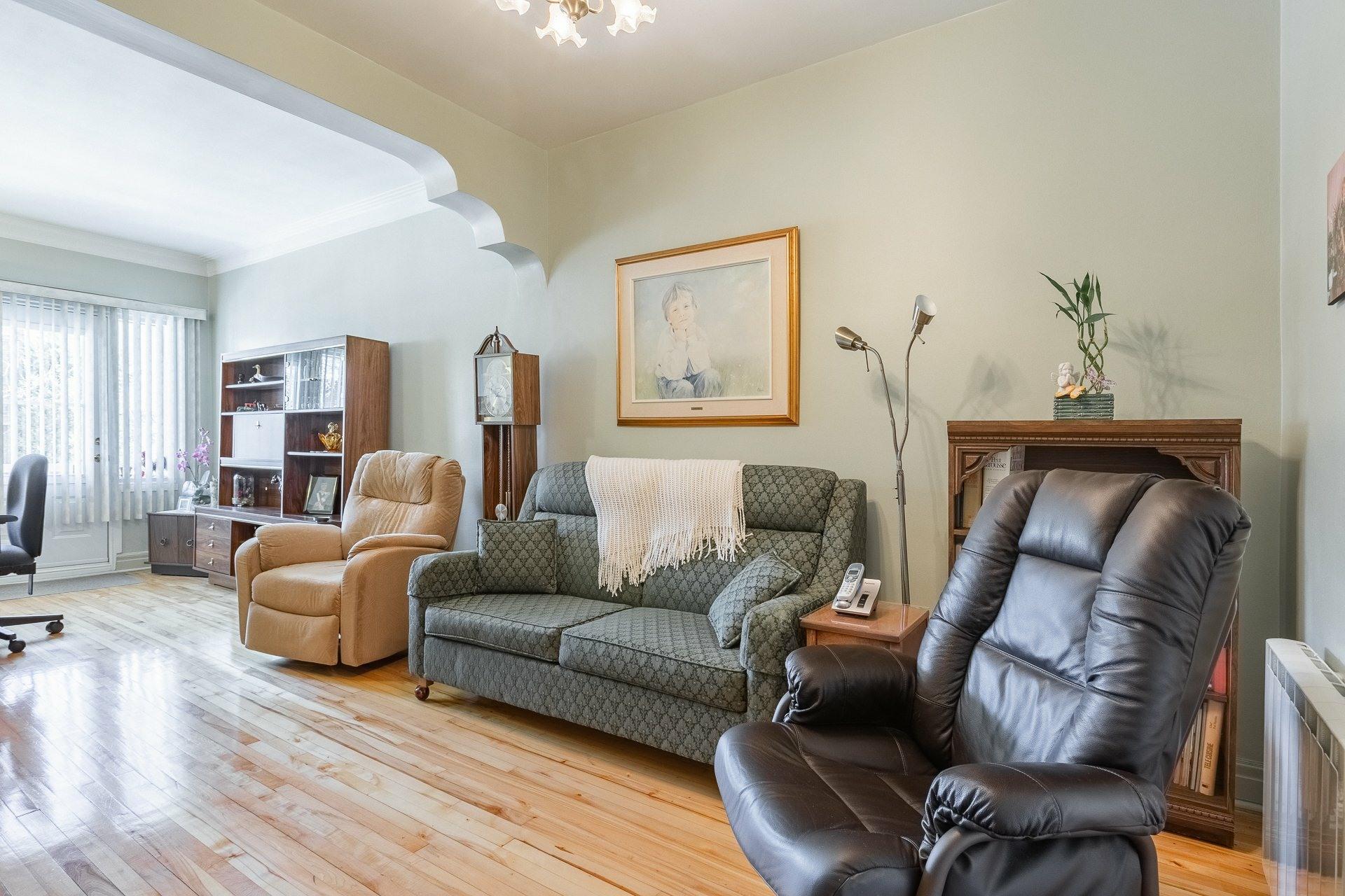 image 2 - Duplex À vendre Montréal Rosemont/La Petite-Patrie  - 5 pièces