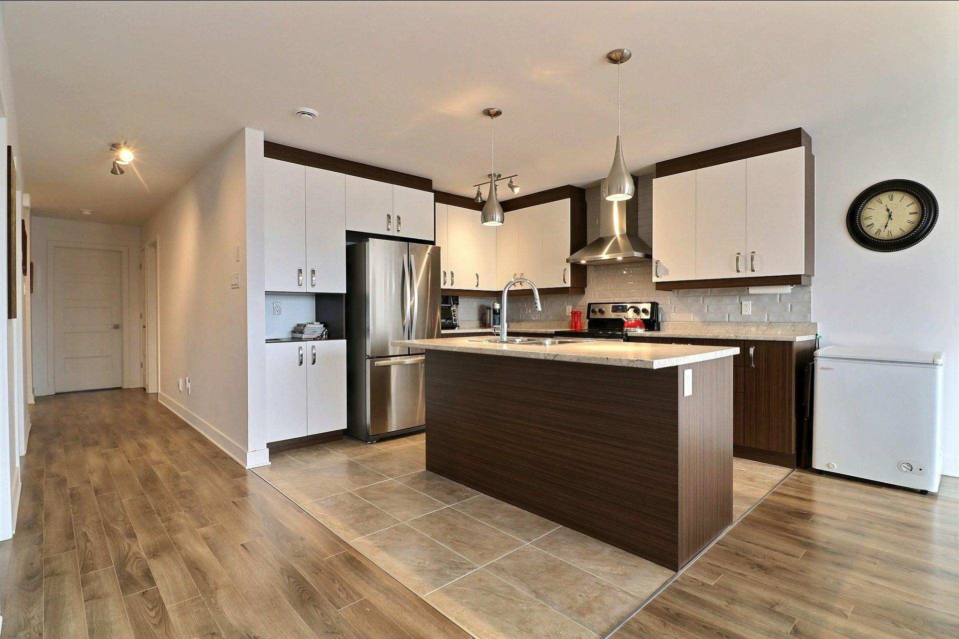 image 1 - Appartement À vendre Sainte-Marthe-sur-le-Lac - 10 pièces