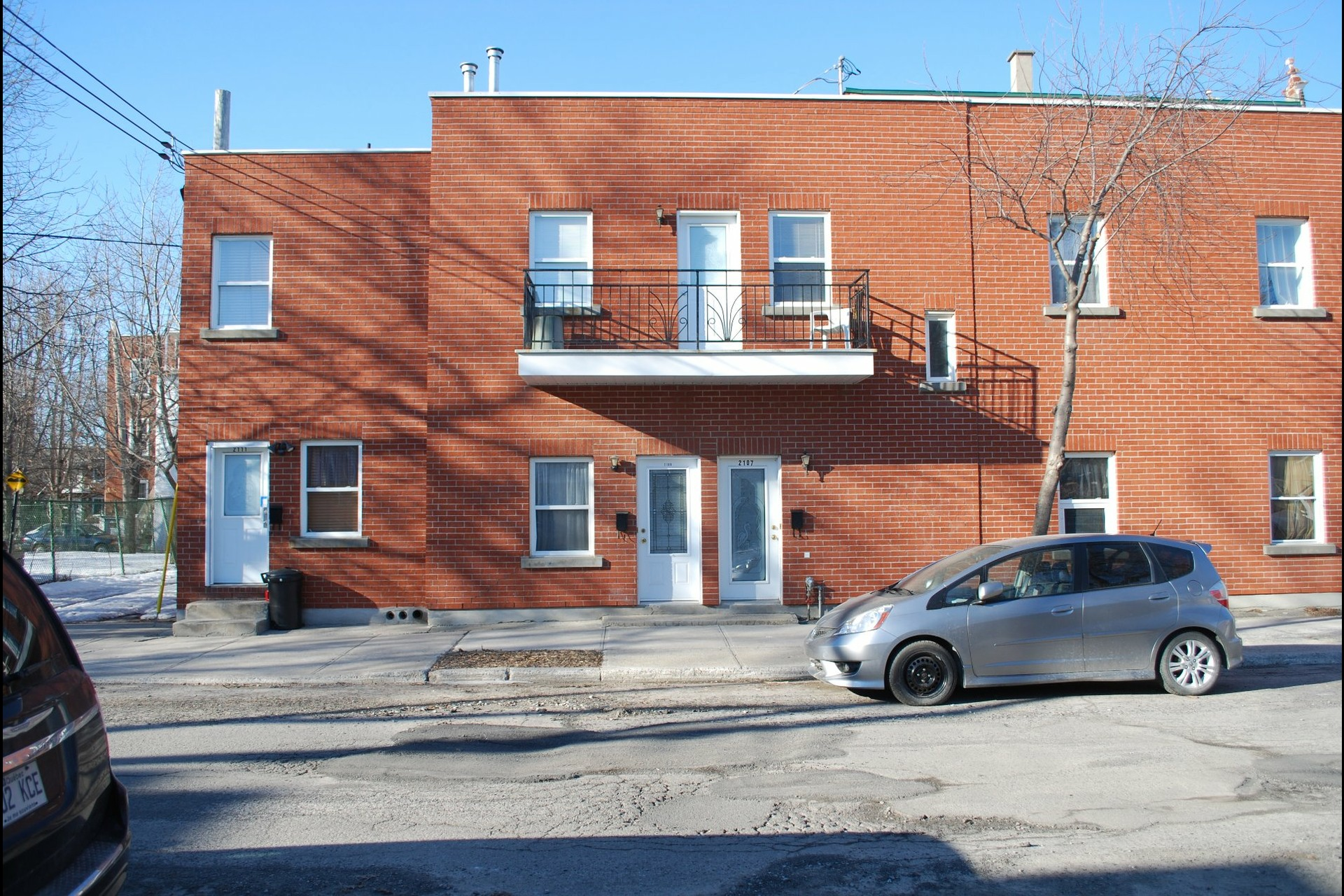 image 10 - Quintuplex À vendre Le Sud-Ouest Montréal  - 3 pièces