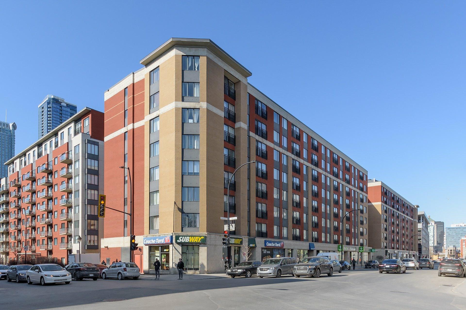 image 6 - Appartement À vendre Montréal Ville-Marie  - 6 pièces