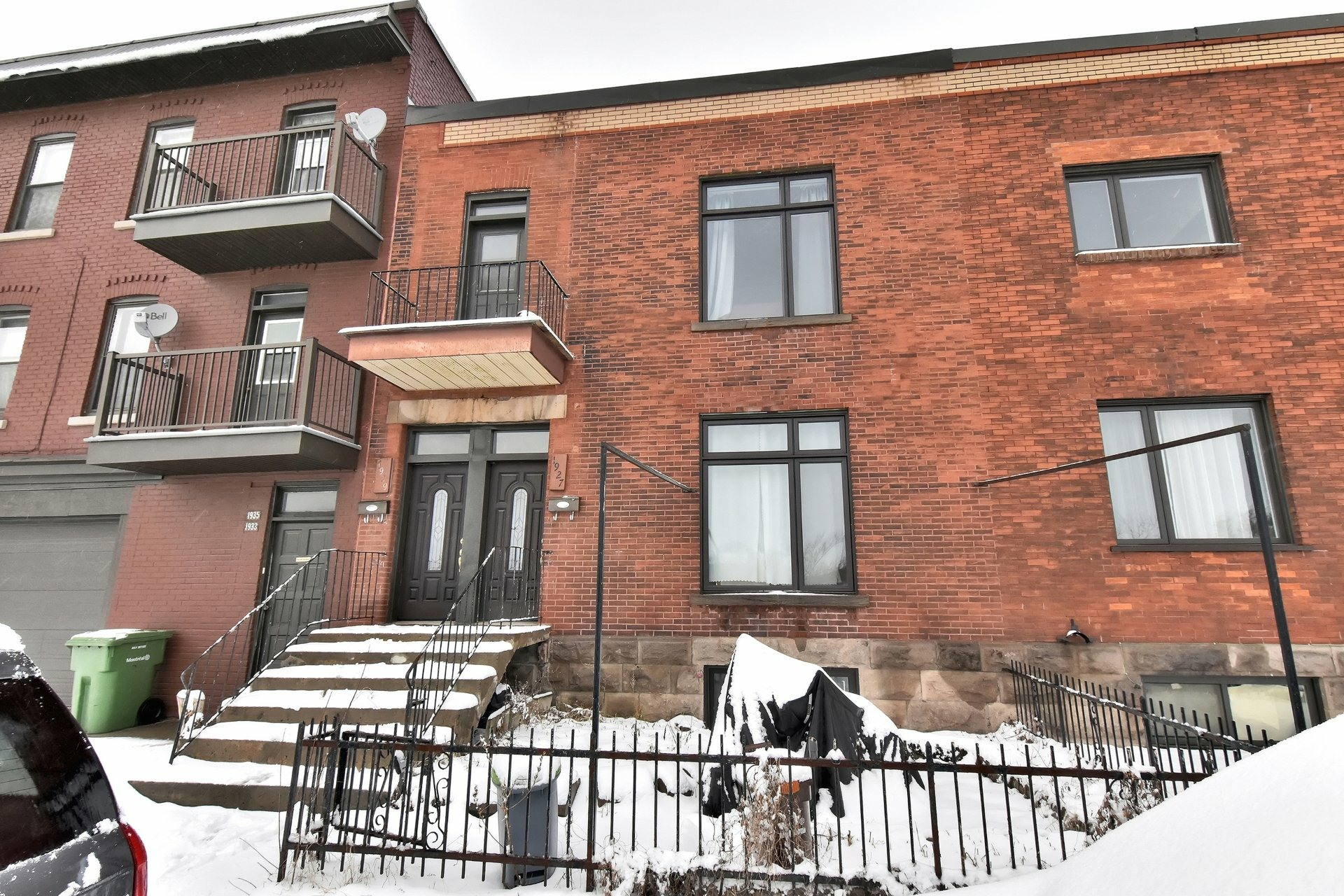 image 31 - Apartment For sale Montréal Côte-des-Neiges/Notre-Dame-de-Grâce  - 7 rooms