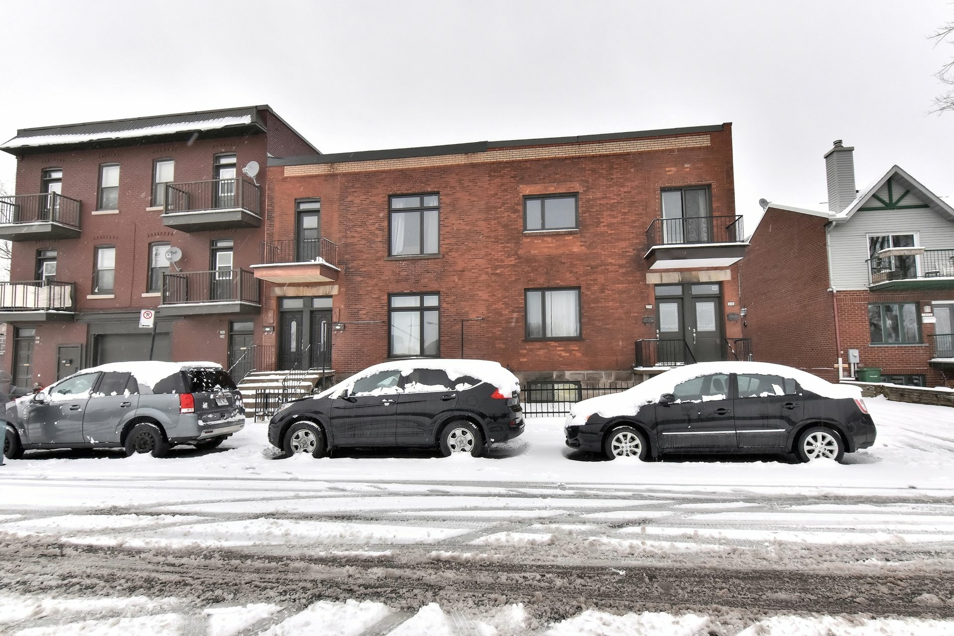 image 32 - Apartment For sale Montréal Côte-des-Neiges/Notre-Dame-de-Grâce  - 7 rooms