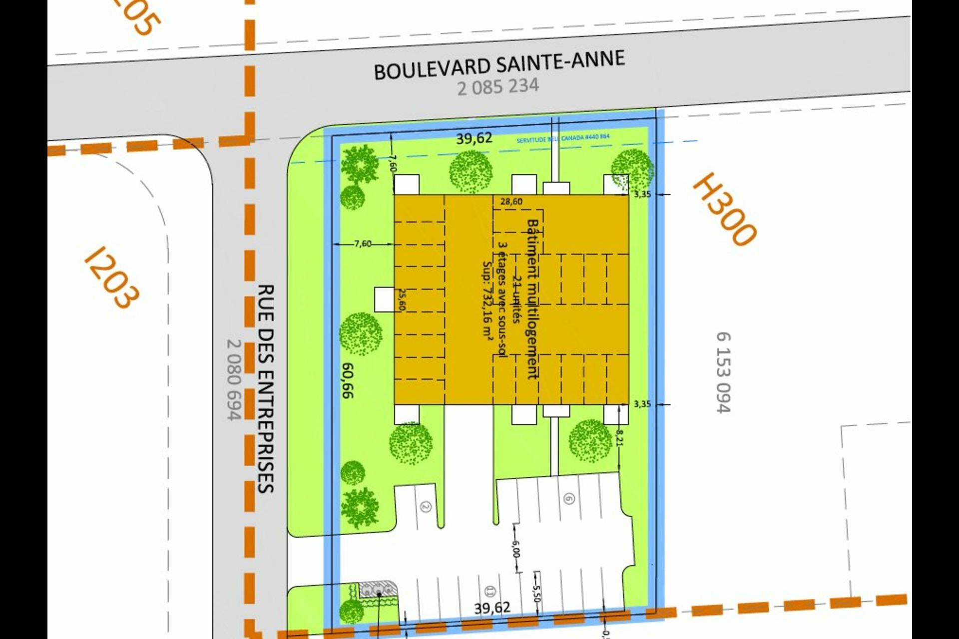 image 0 - Land For sale Sainte-Anne-des-Plaines