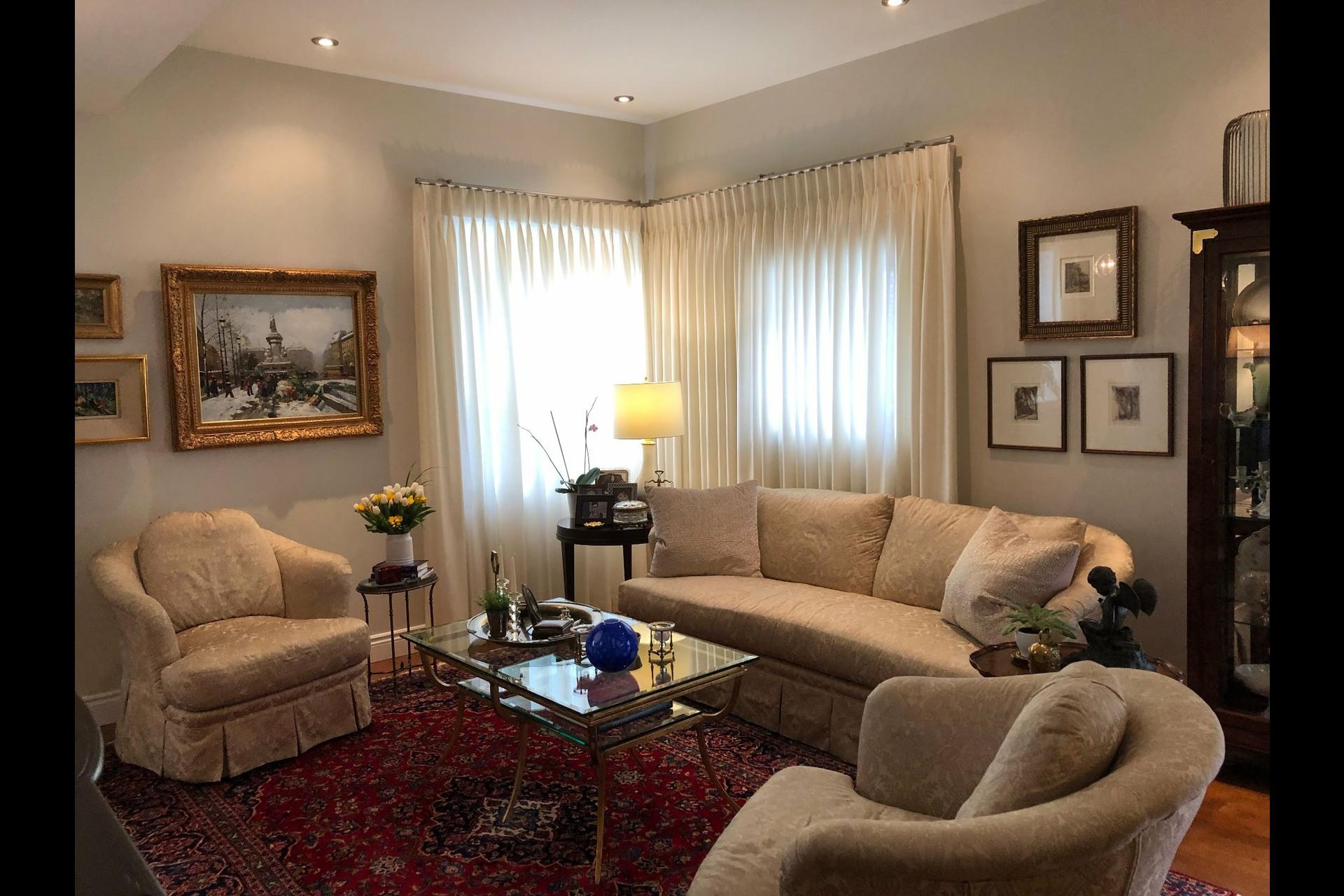 image 7 - Appartement À vendre Montréal Côte-des-Neiges/Notre-Dame-de-Grâce  - 5 pièces