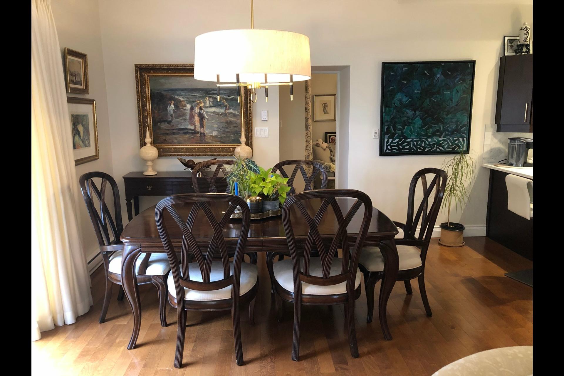 image 0 - Appartement À vendre Montréal Côte-des-Neiges/Notre-Dame-de-Grâce  - 5 pièces