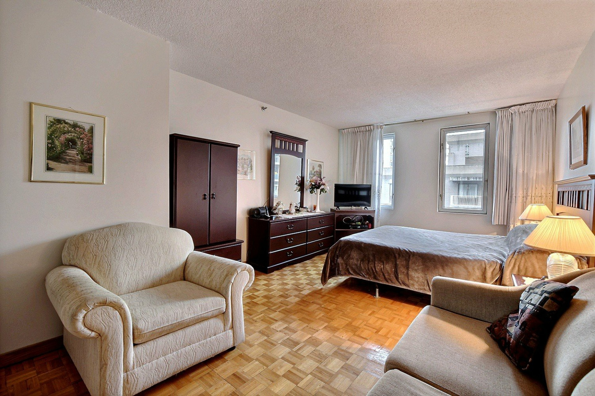 image 13 - Appartement À vendre Montréal Ville-Marie  - 3 pièces