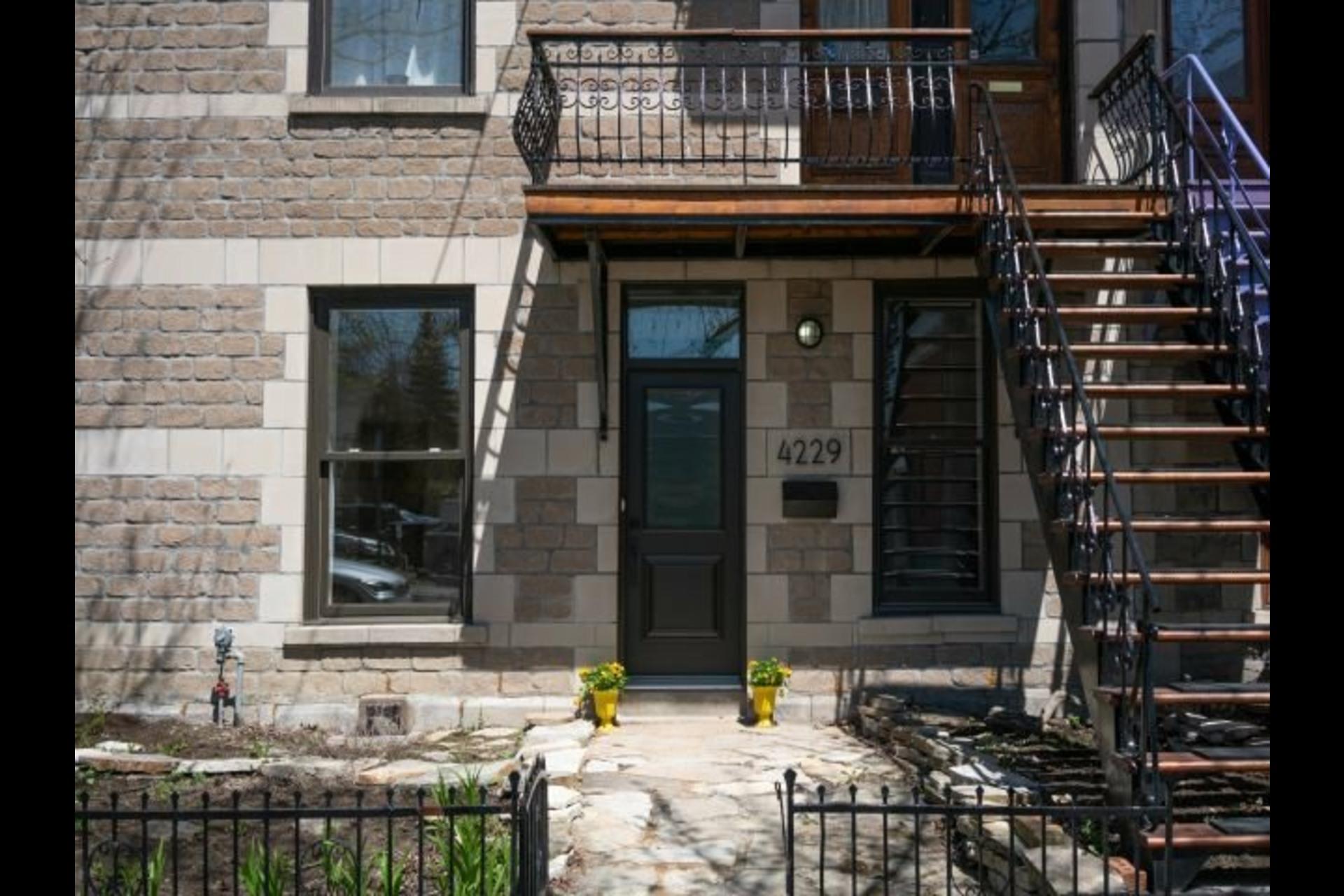 image 0 - Appartement À louer Montréal Le Plateau-Mont-Royal  - 9 pièces