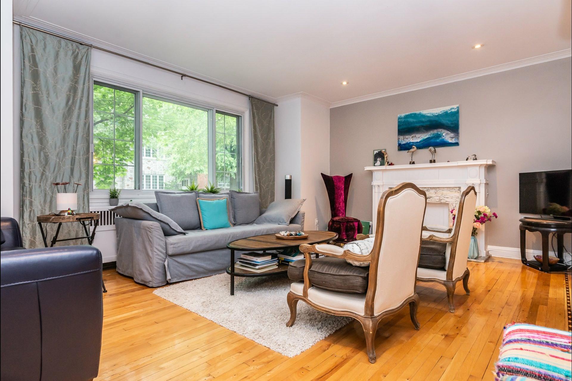 image 4 - Appartement À louer Montréal Côte-des-Neiges/Notre-Dame-de-Grâce  - 7 pièces