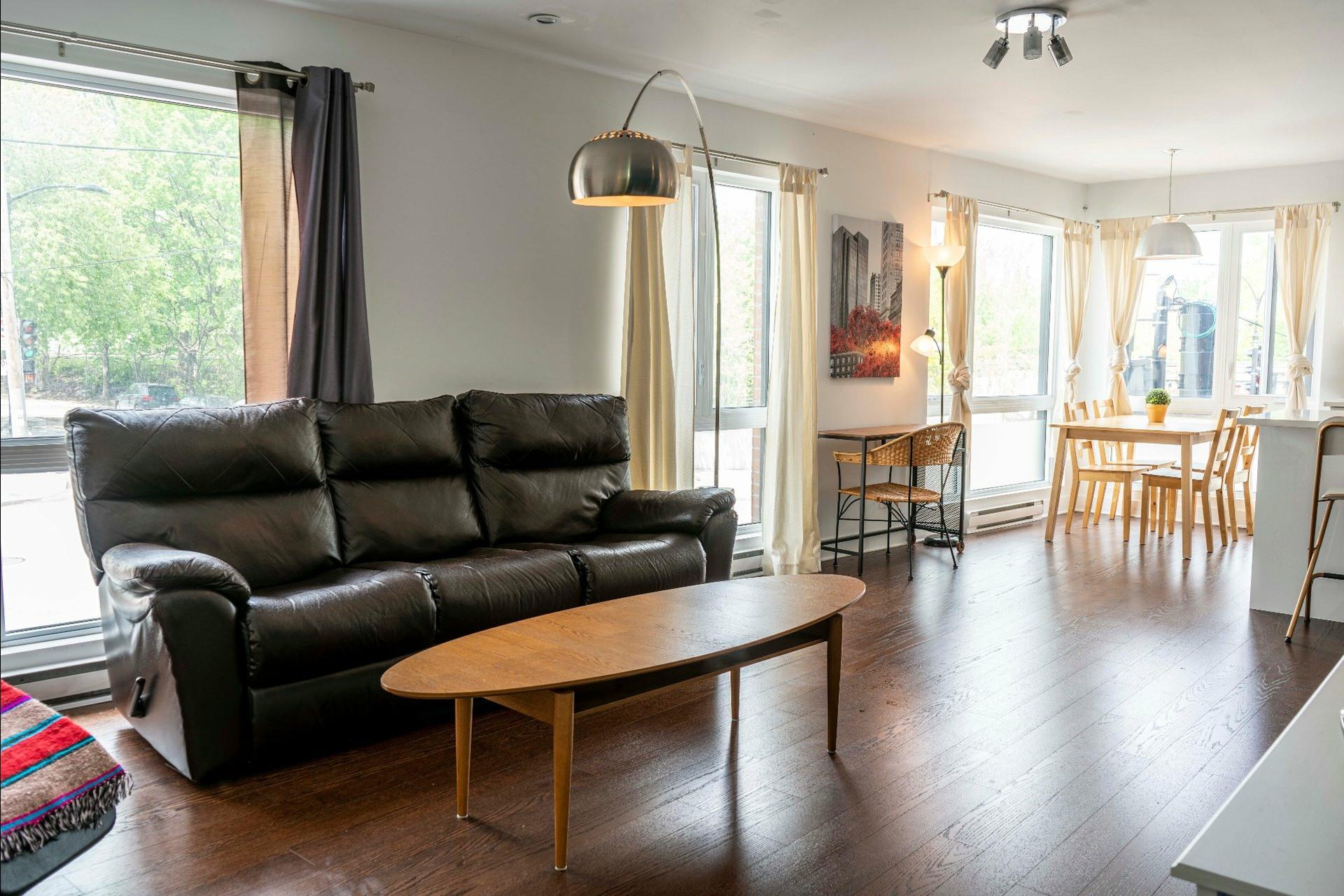 image 1 - Apartment For sale Montréal Le Sud-Ouest  - 5 rooms