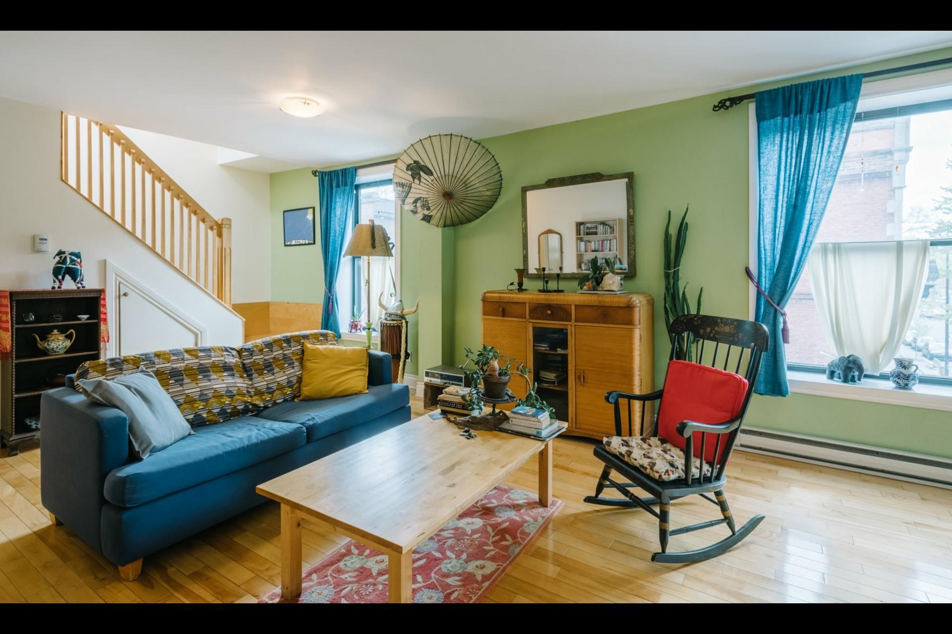 image 5 - Appartement À vendre Montréal Le Plateau-Mont-Royal  - 5 pièces