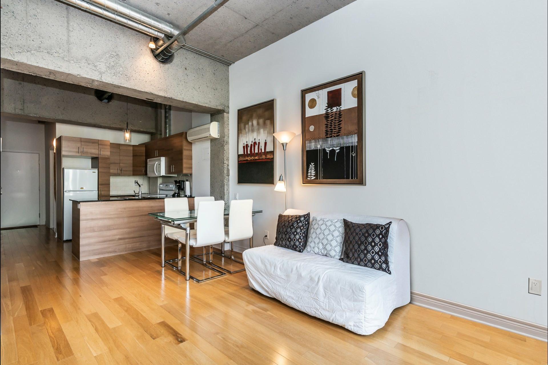 image 4 - Appartement À vendre Montréal Ville-Marie  - 4 pièces