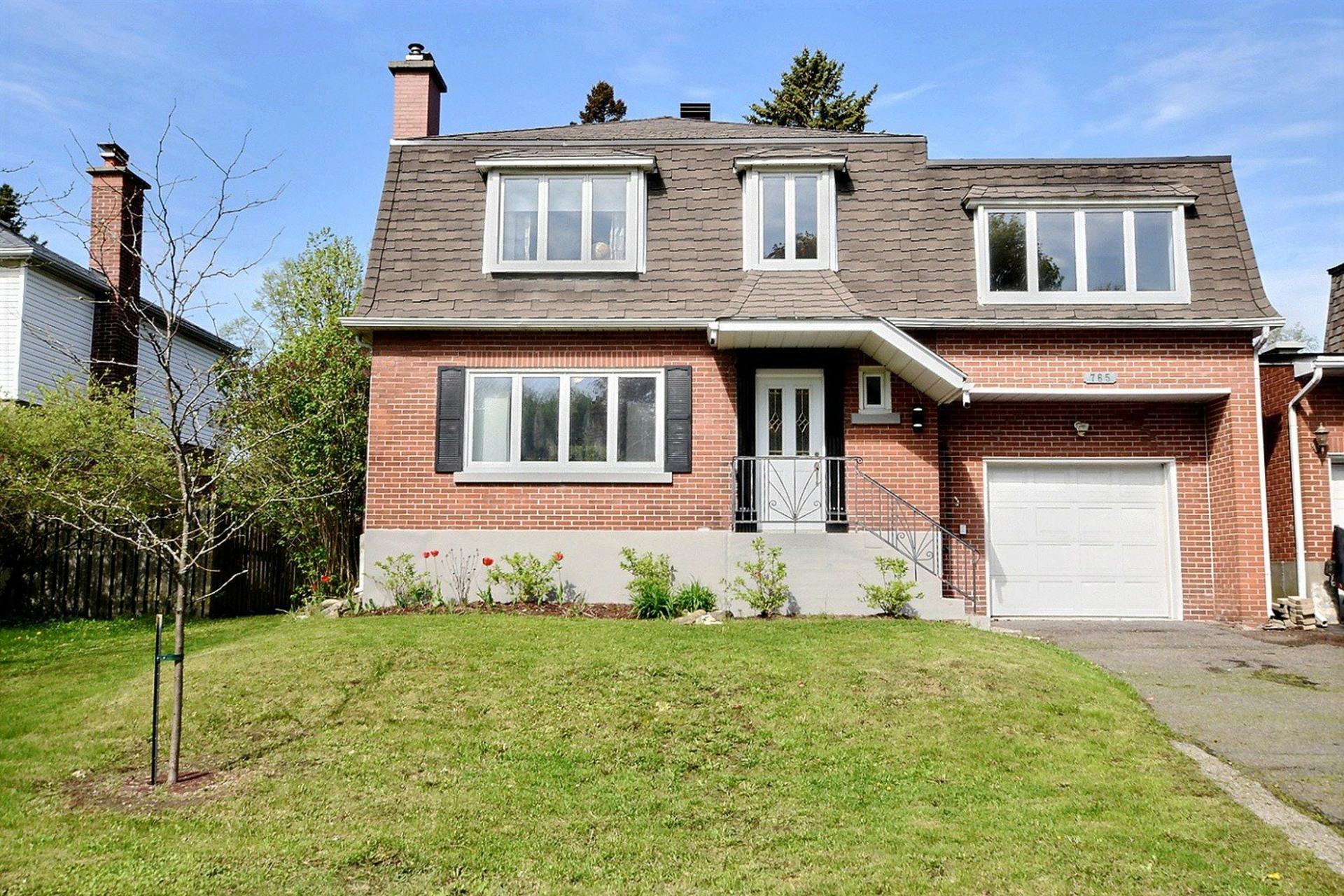 image 0 - House For sale Montréal Lachine  - 10 rooms