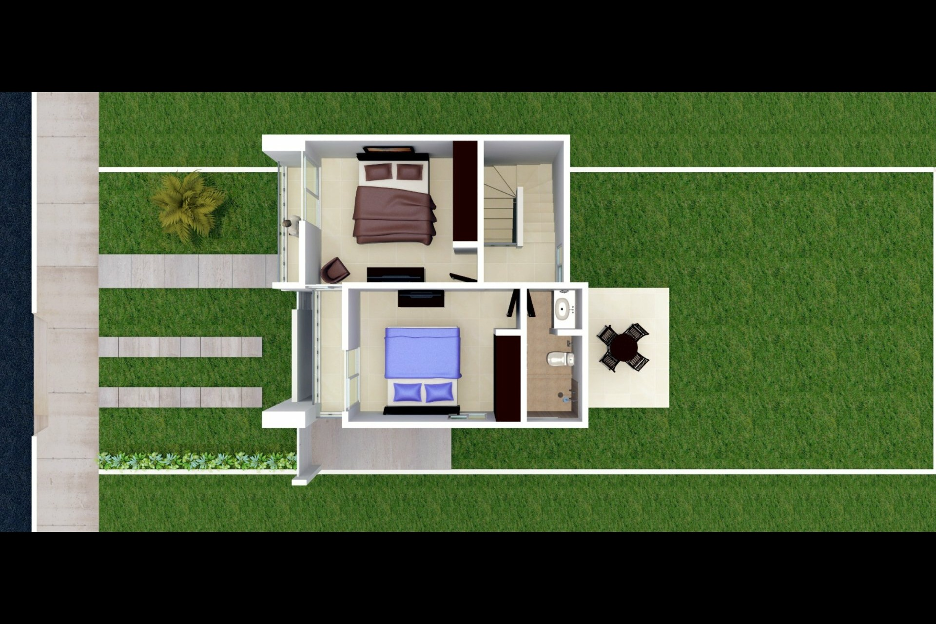 image 7 - House For sale Autres pays / Other countries - 6 rooms