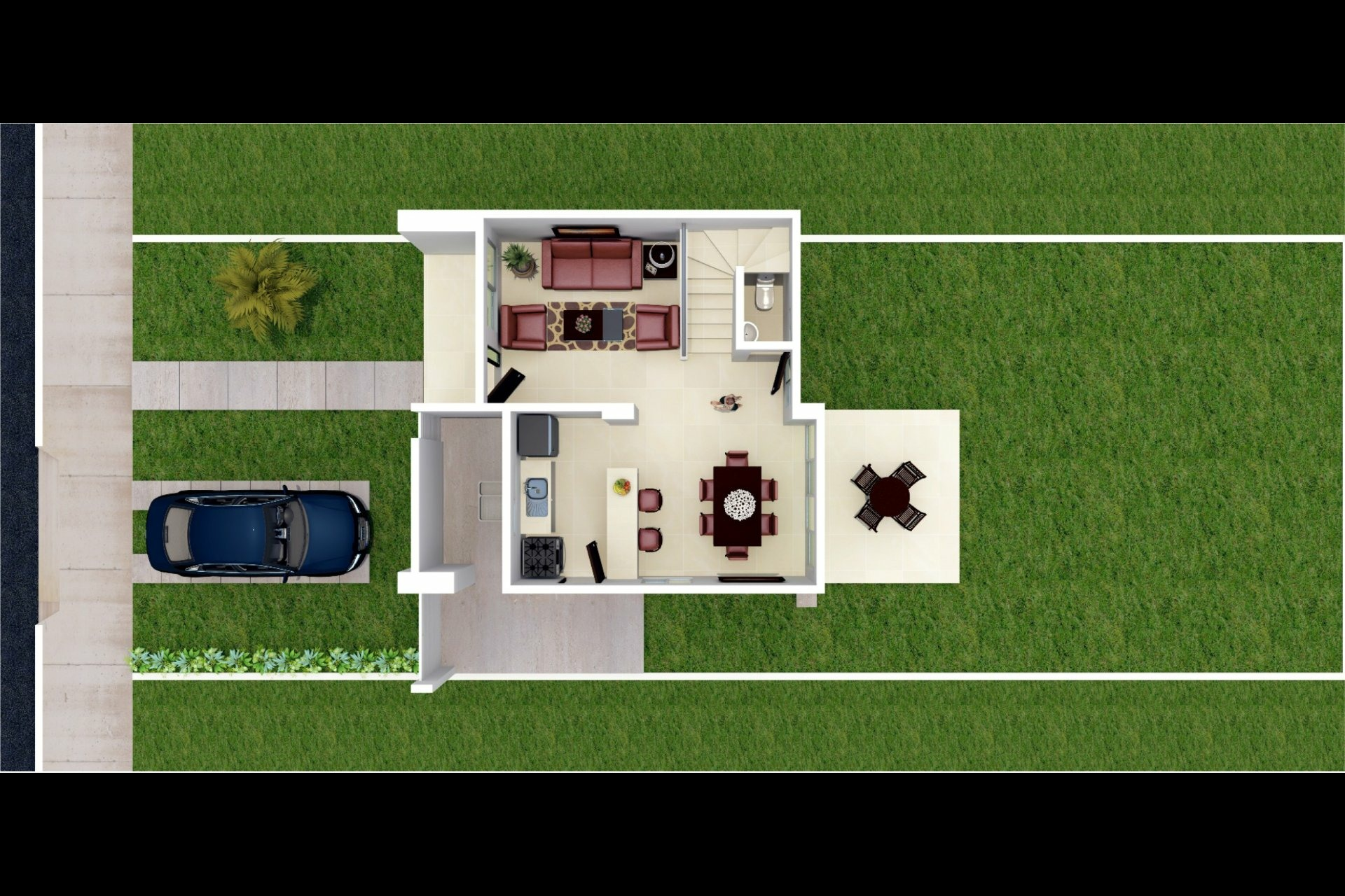 image 6 - House For sale Autres pays / Other countries - 6 rooms