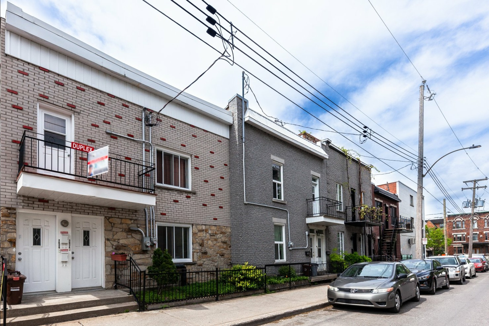 image 9 - Duplex À vendre Montréal Villeray/Saint-Michel/Parc-Extension  - 6 pièces