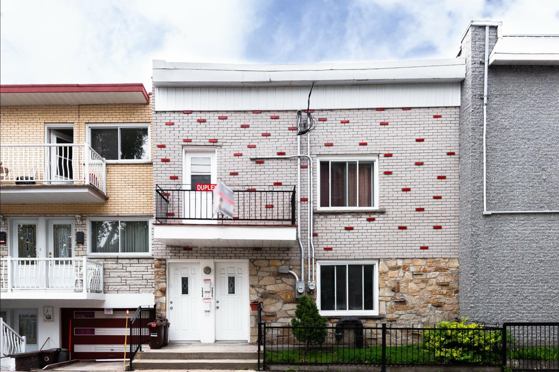 image 0 - Duplex À vendre Montréal Villeray/Saint-Michel/Parc-Extension  - 6 pièces