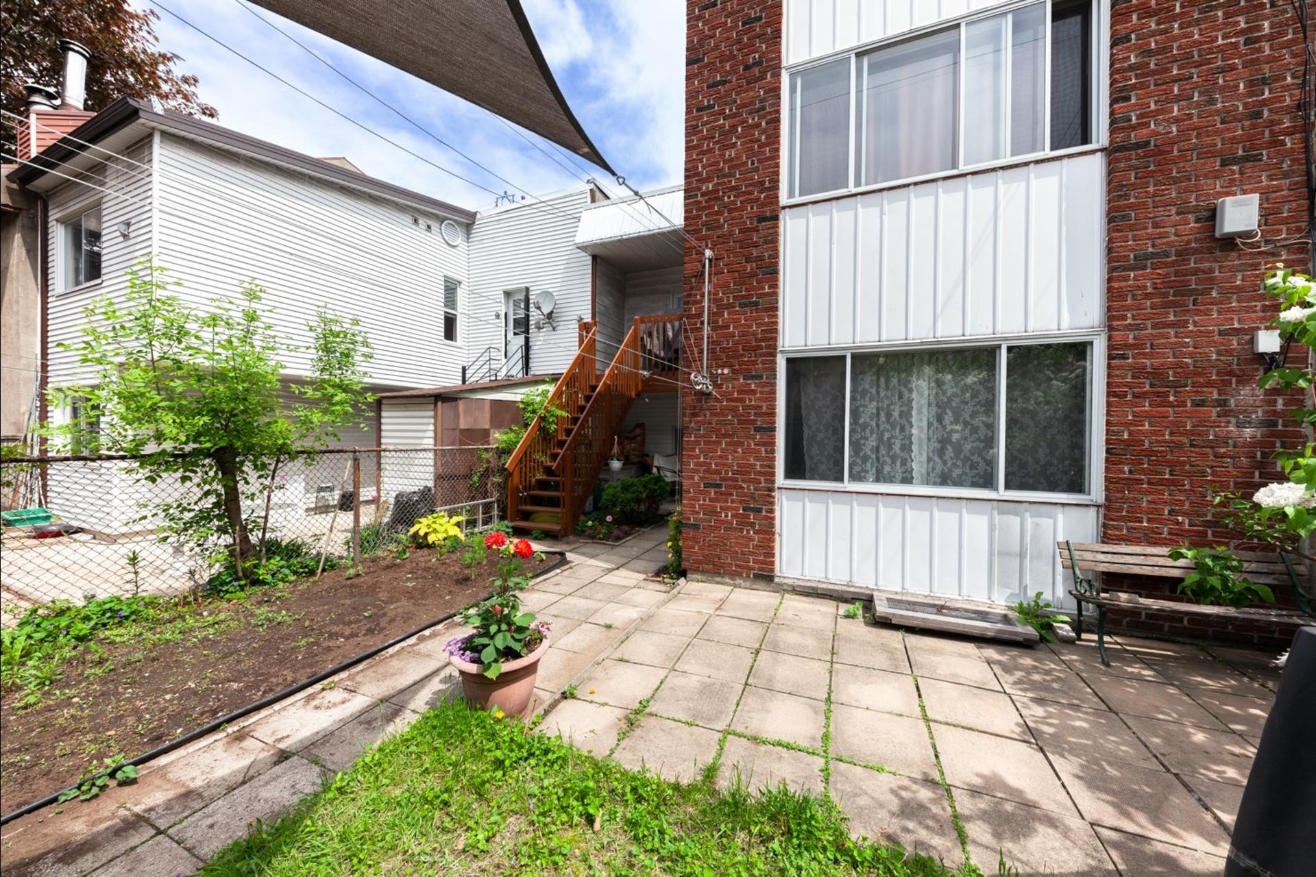 image 7 - Duplex À vendre Montréal Villeray/Saint-Michel/Parc-Extension  - 6 pièces