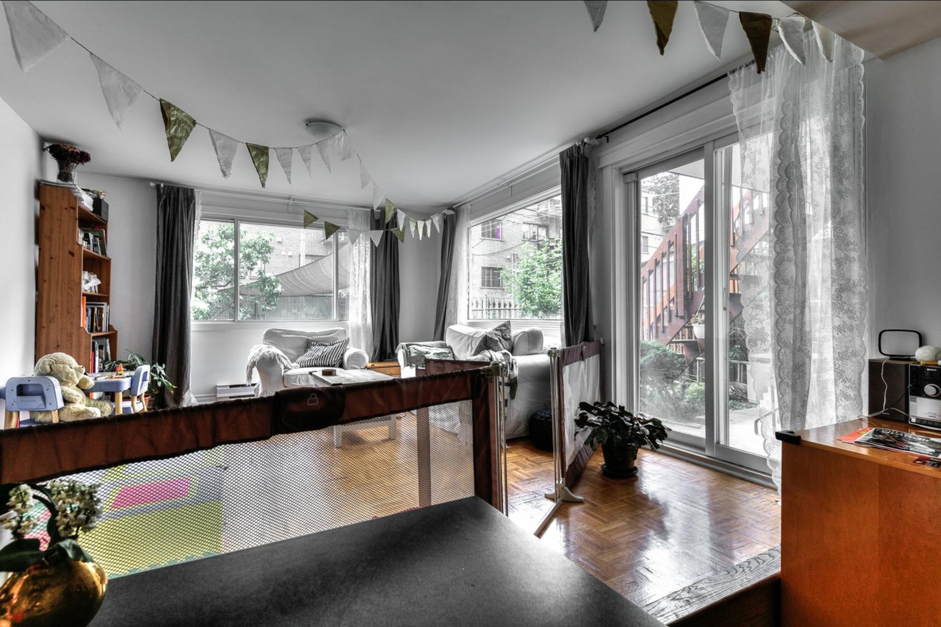 image 1 - Duplex À vendre Montréal Villeray/Saint-Michel/Parc-Extension  - 6 pièces