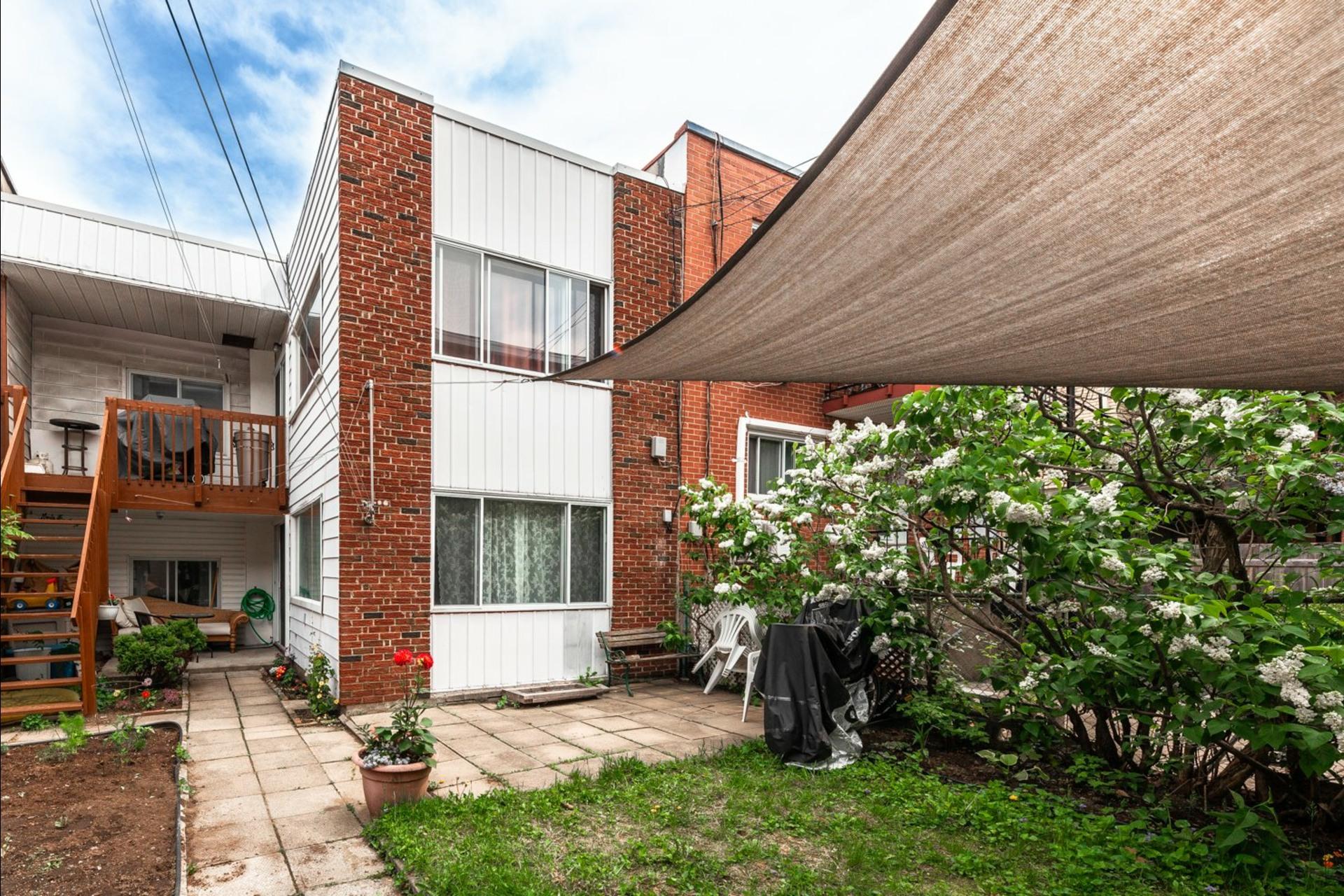 image 5 - Duplex À vendre Montréal Villeray/Saint-Michel/Parc-Extension  - 6 pièces
