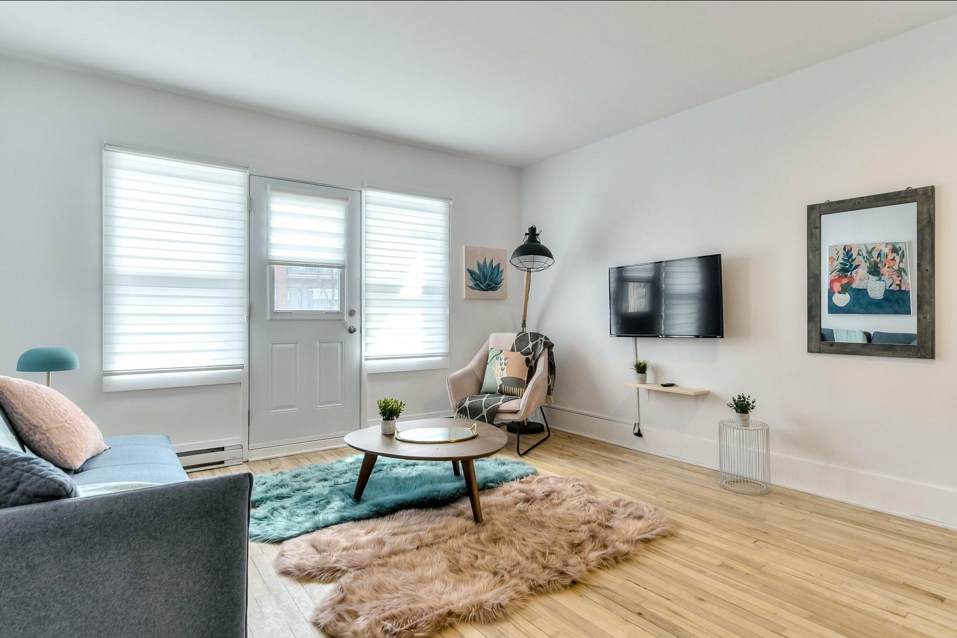 image 17 - Immeuble à revenus À vendre Montréal Villeray/Saint-Michel/Parc-Extension  - 3 pièces