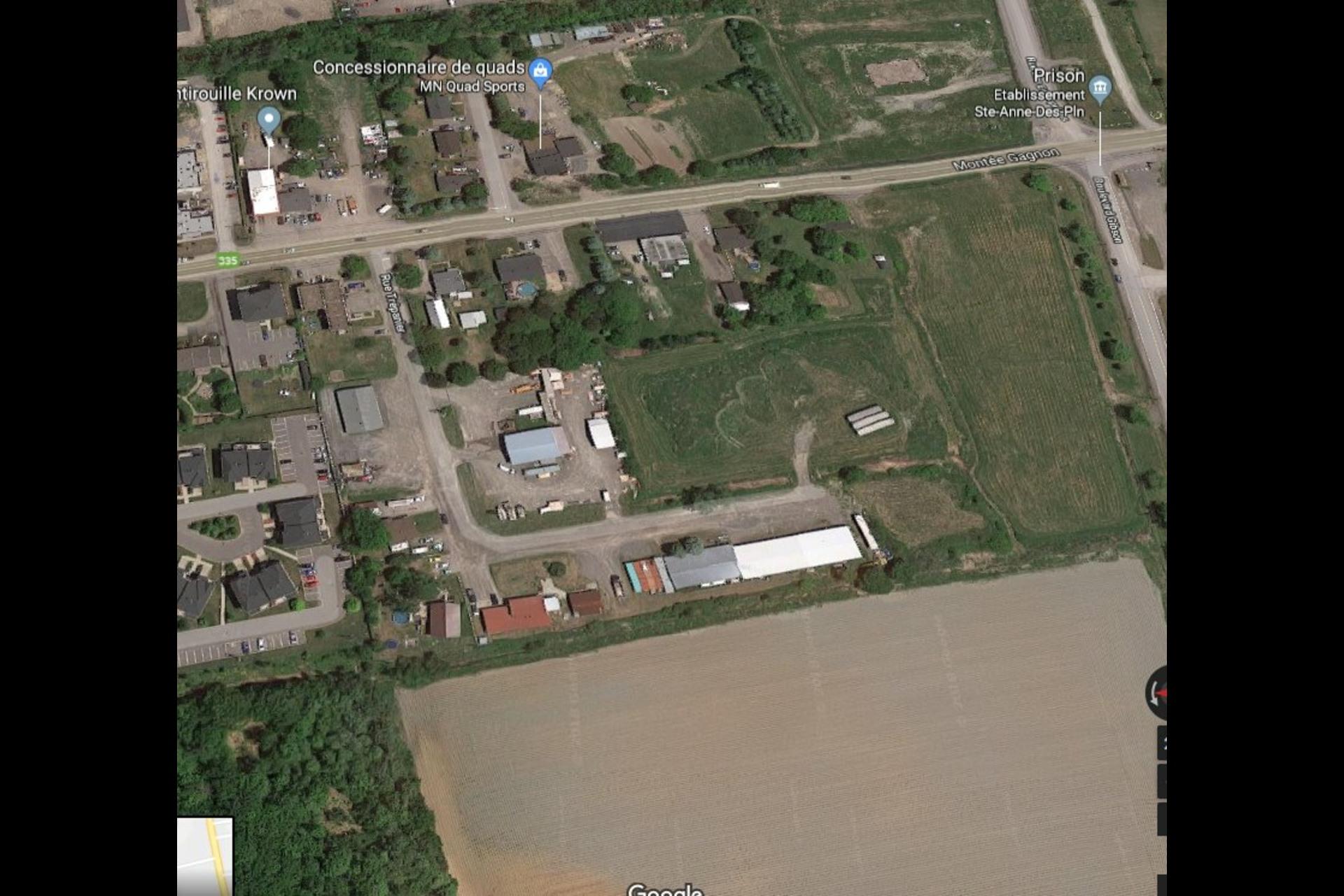 image 3 - Bureau À vendre Sainte-Anne-des-Plaines