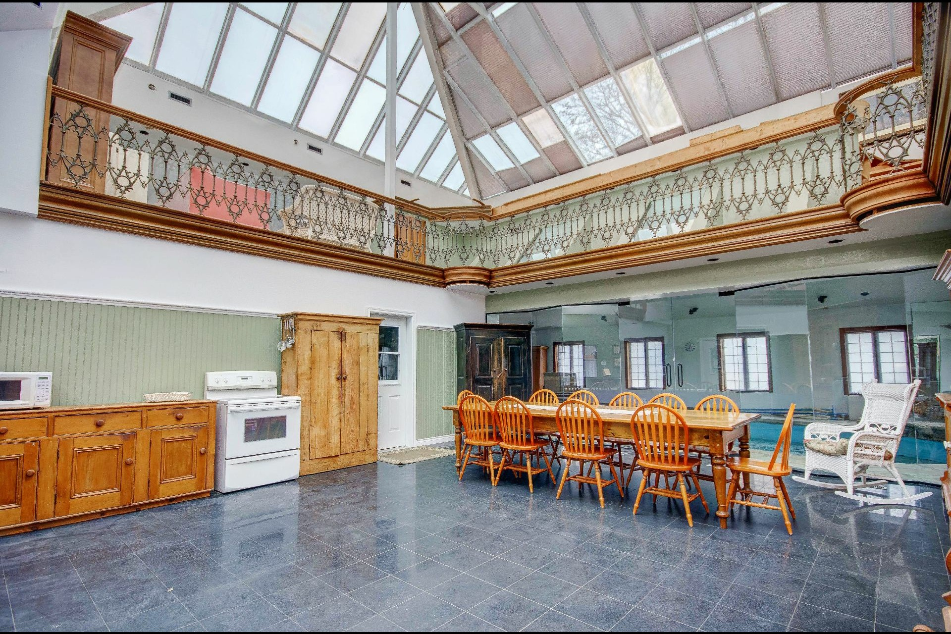 image 5 - Maison À vendre Châteauguay - 12 pièces