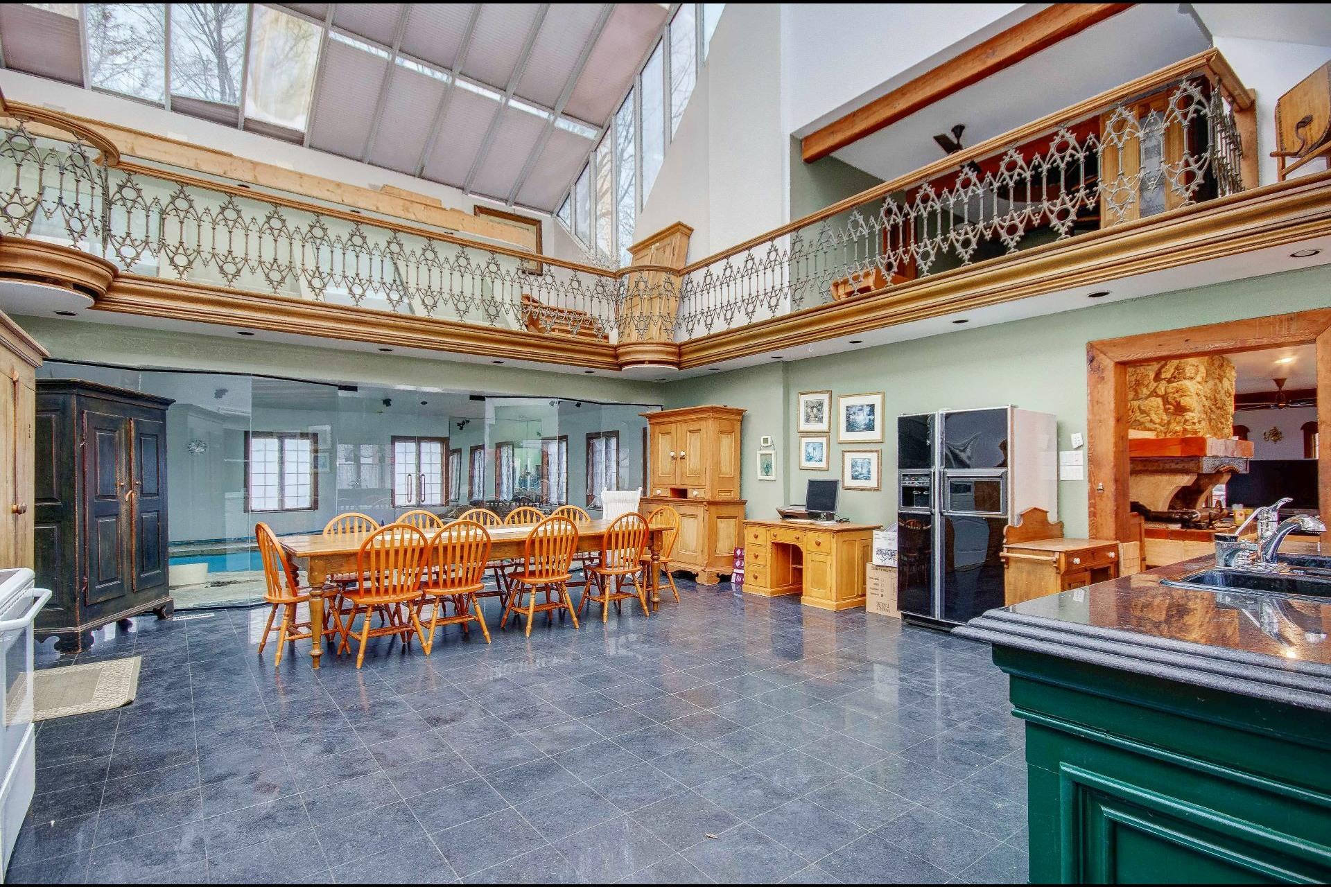 image 4 - Maison À vendre Châteauguay - 12 pièces
