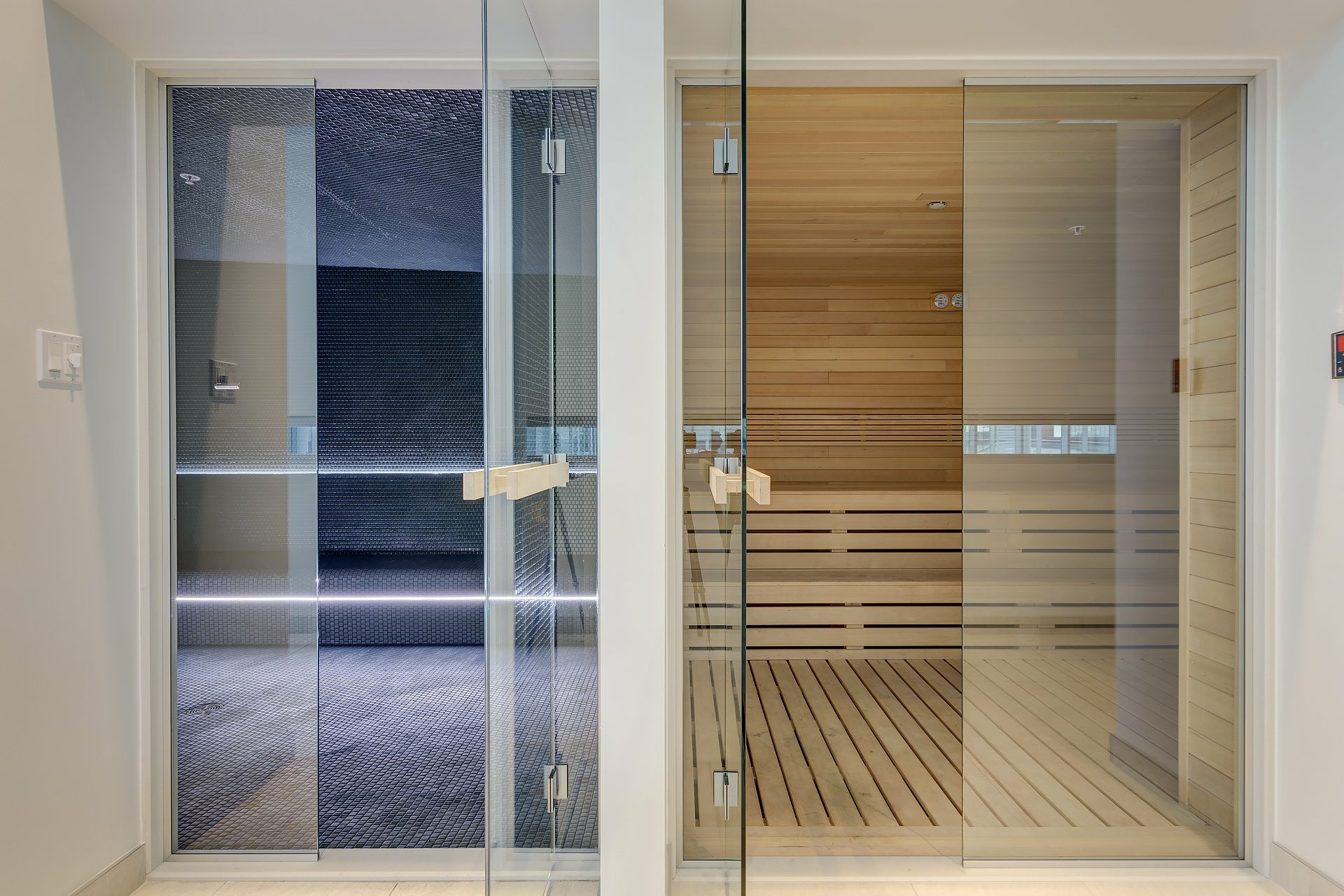 image 8 - Apartment For sale Montréal Ville-Marie  - 4 rooms