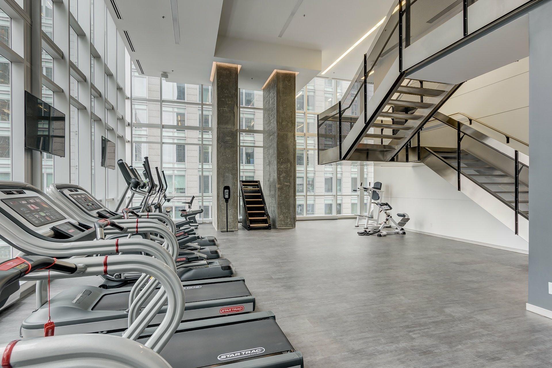 image 7 - Apartment For sale Montréal Ville-Marie  - 4 rooms
