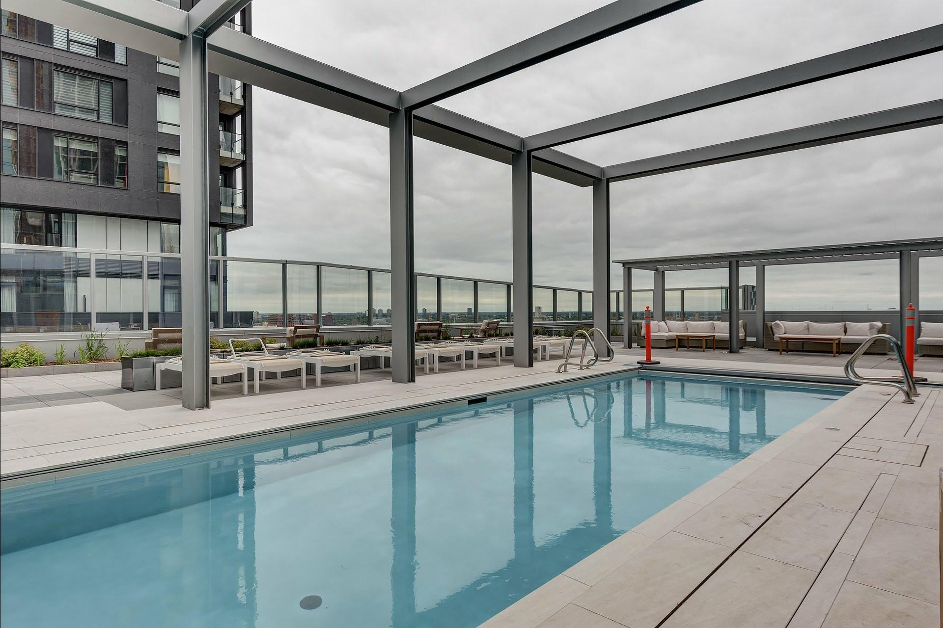 image 6 - Apartment For sale Montréal Ville-Marie  - 4 rooms