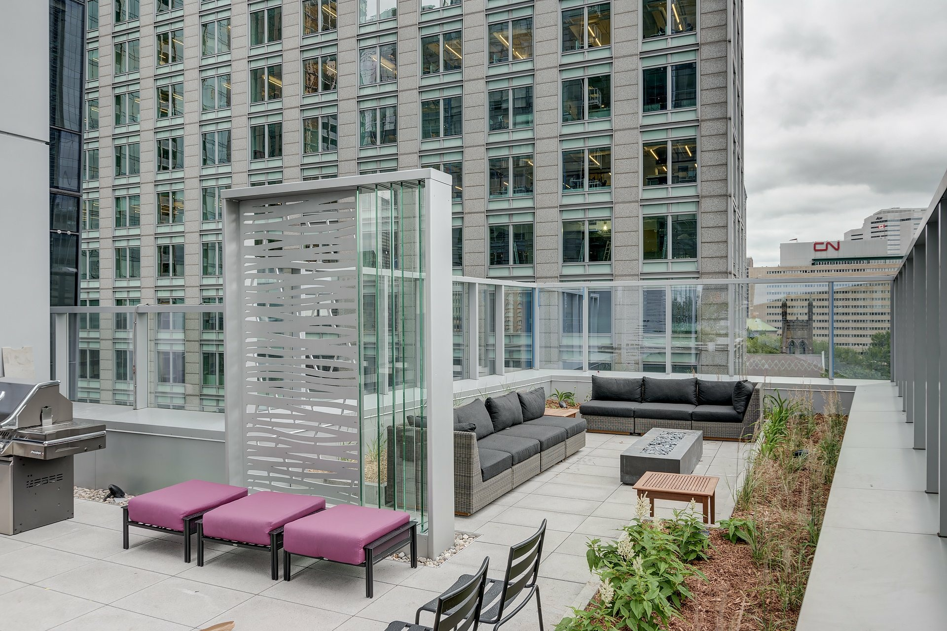 image 10 - Apartment For sale Montréal Ville-Marie  - 4 rooms
