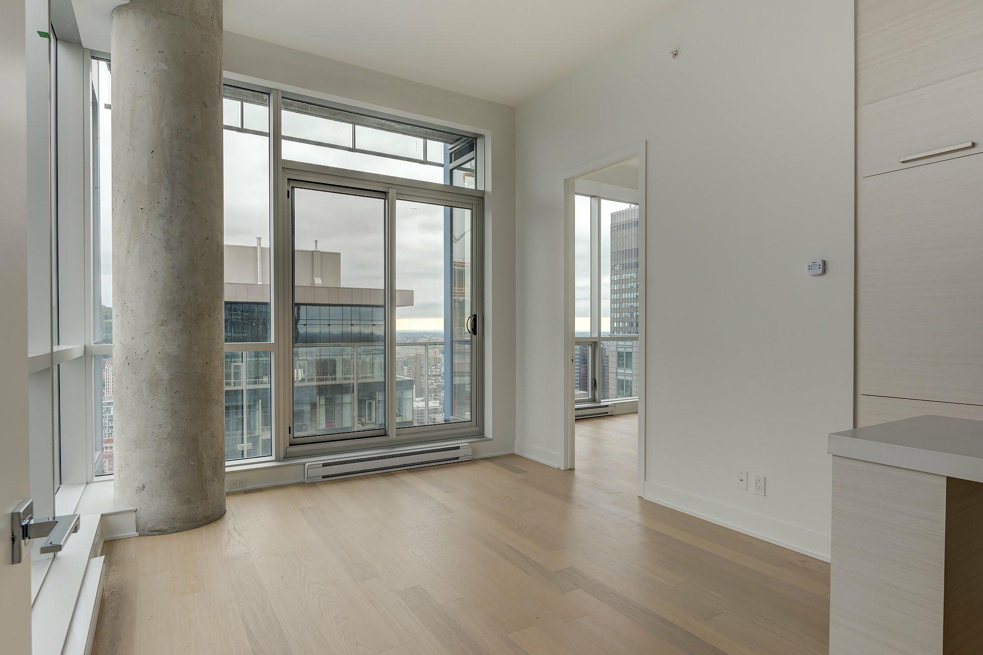 image 1 - Apartment For sale Montréal Ville-Marie  - 4 rooms