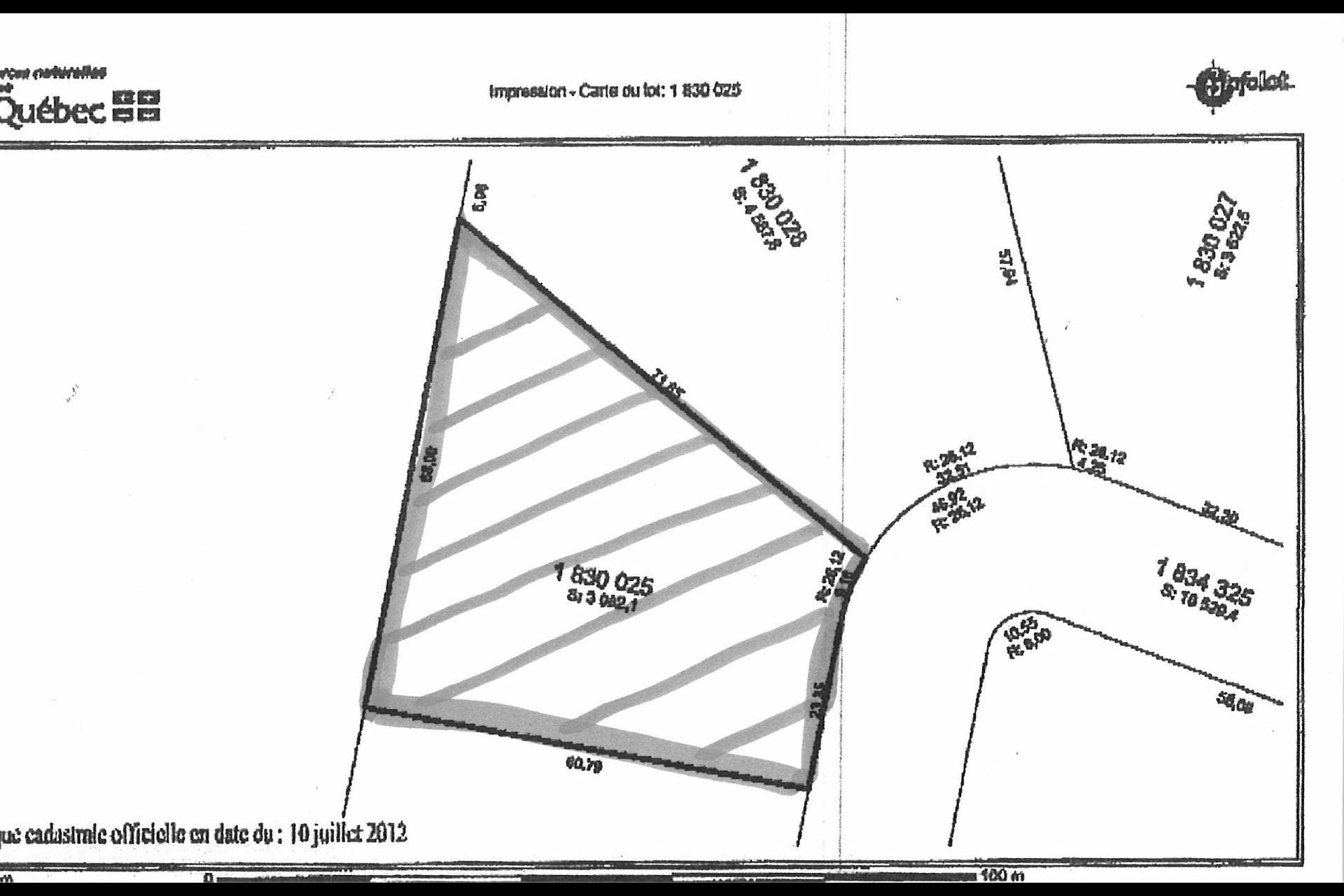 image 1 - Terrain À vendre Vaudreuil-Dorion