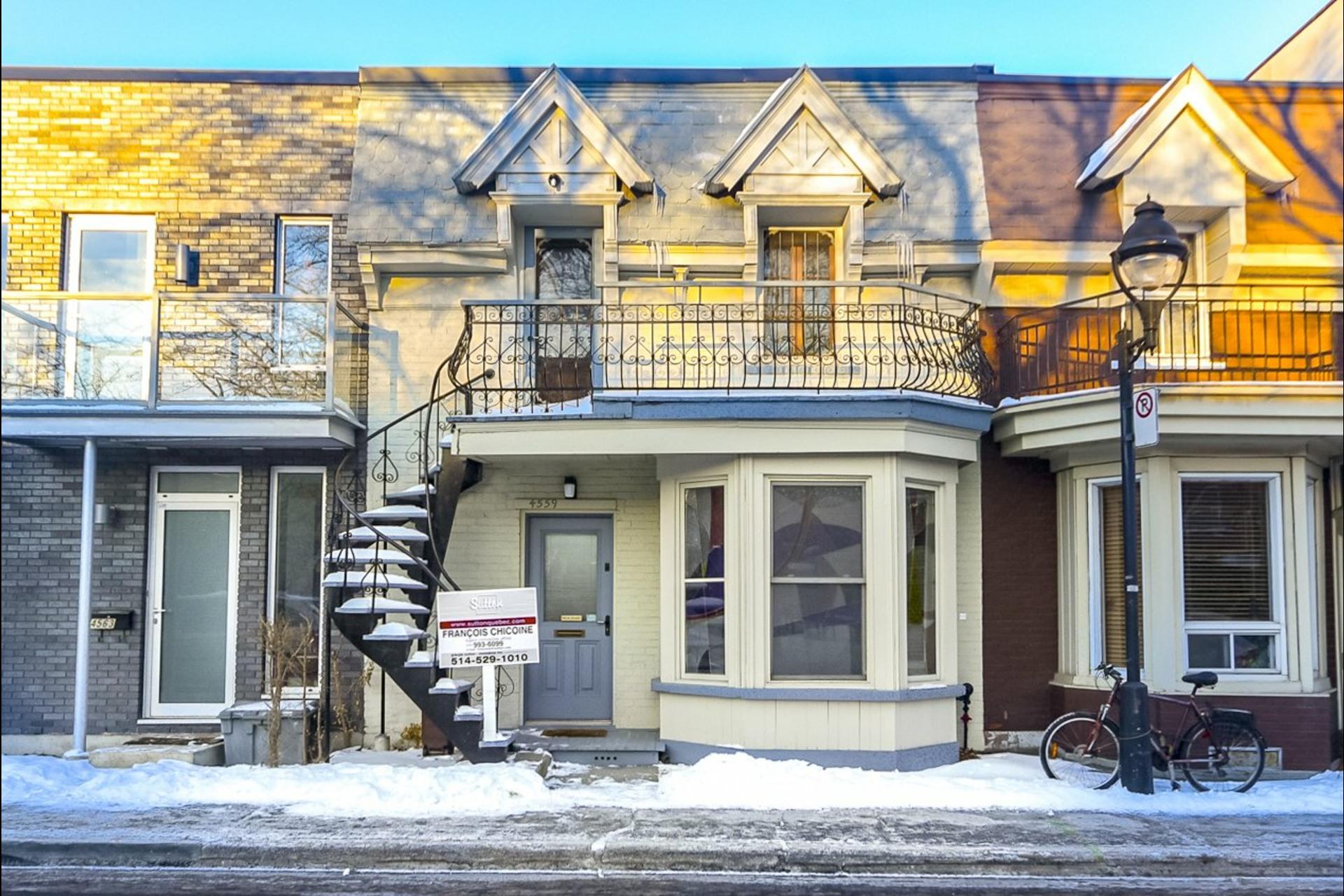 image 0 - Maison À vendre Montréal Le Plateau-Mont-Royal  - 7 pièces