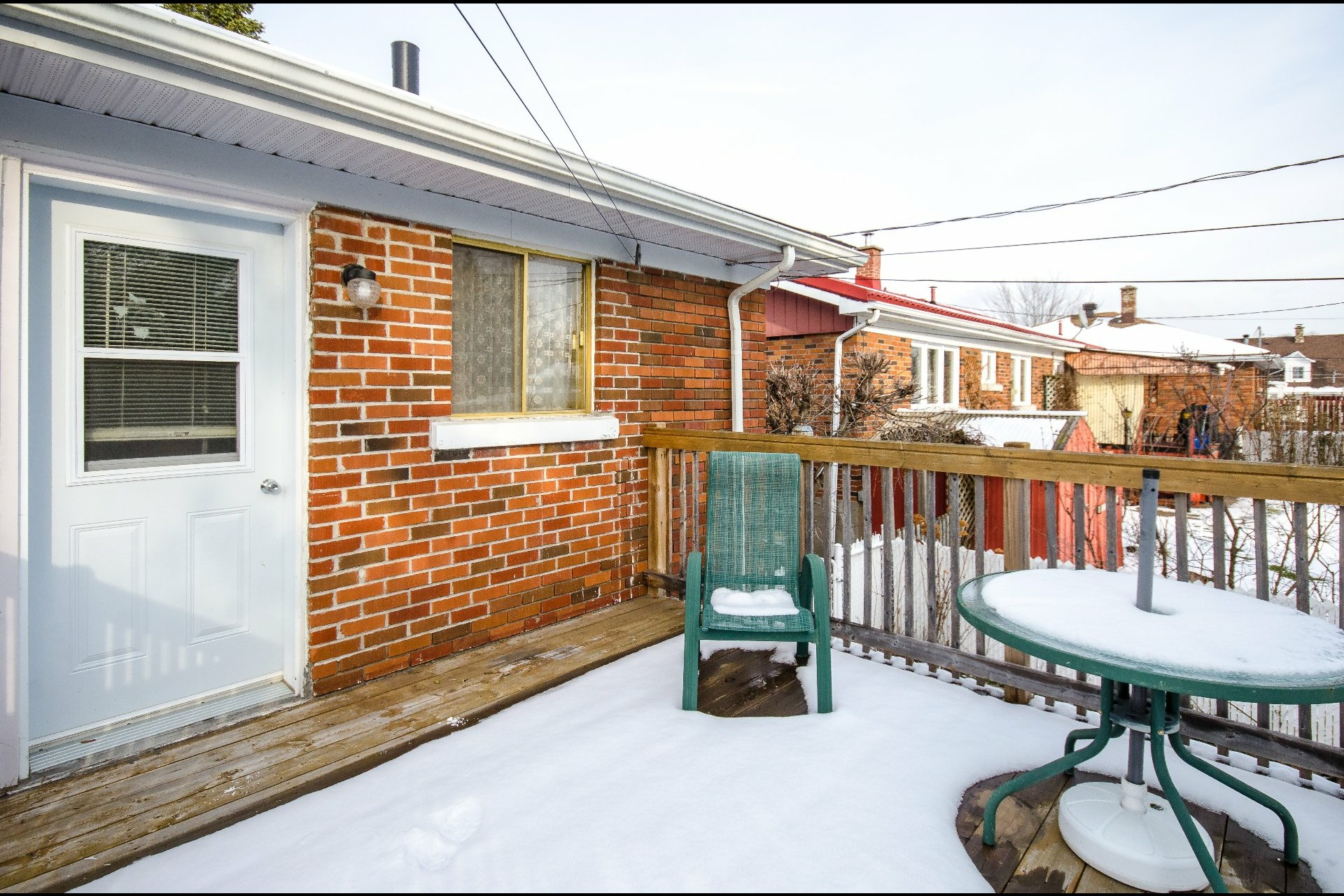 image 6 - House For sale Châteauguay - 8 rooms