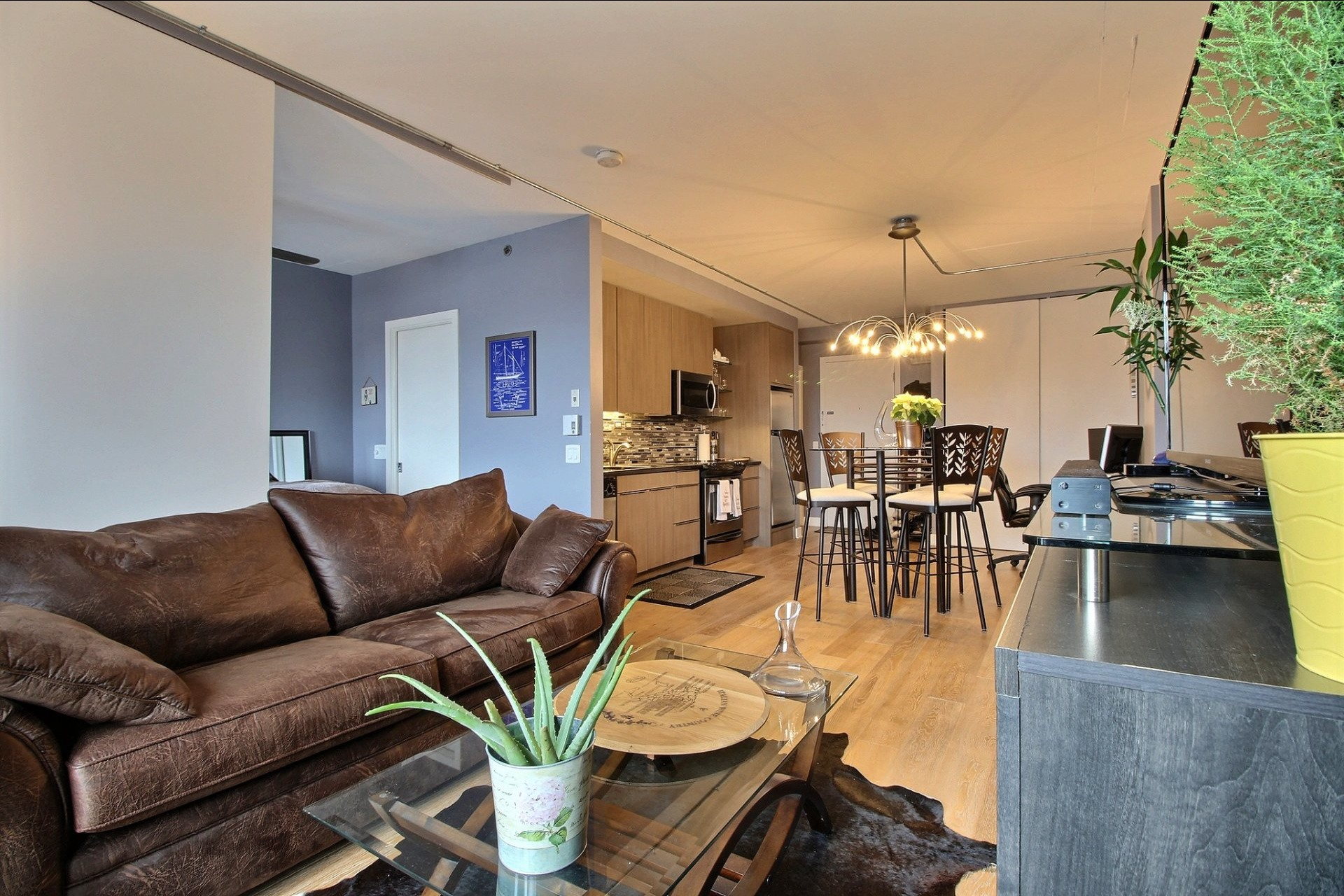 Apartment For Rent Montreal Le Sud Ouest 3 Rooms