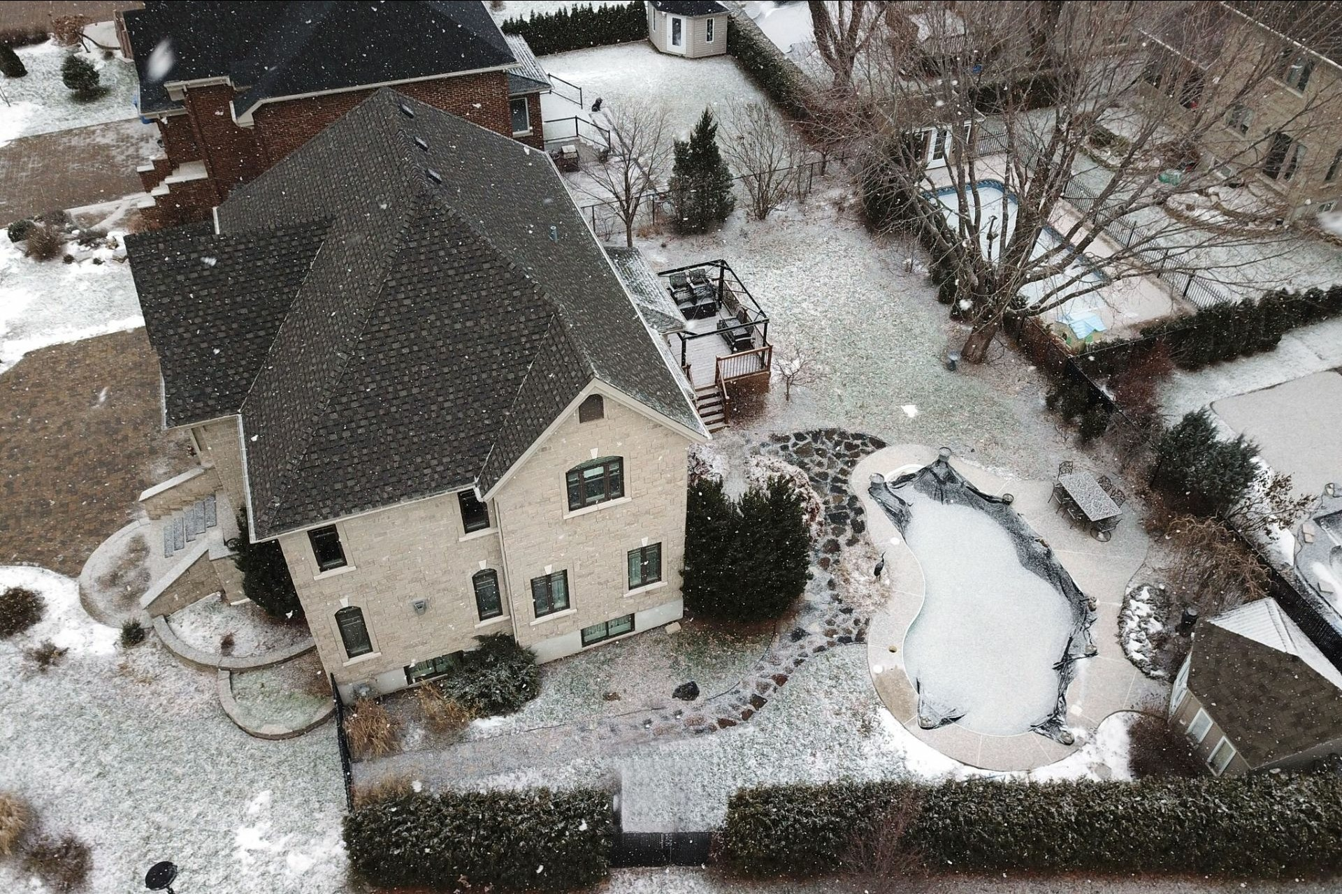 image 39 - House For sale Brossard - 17 rooms