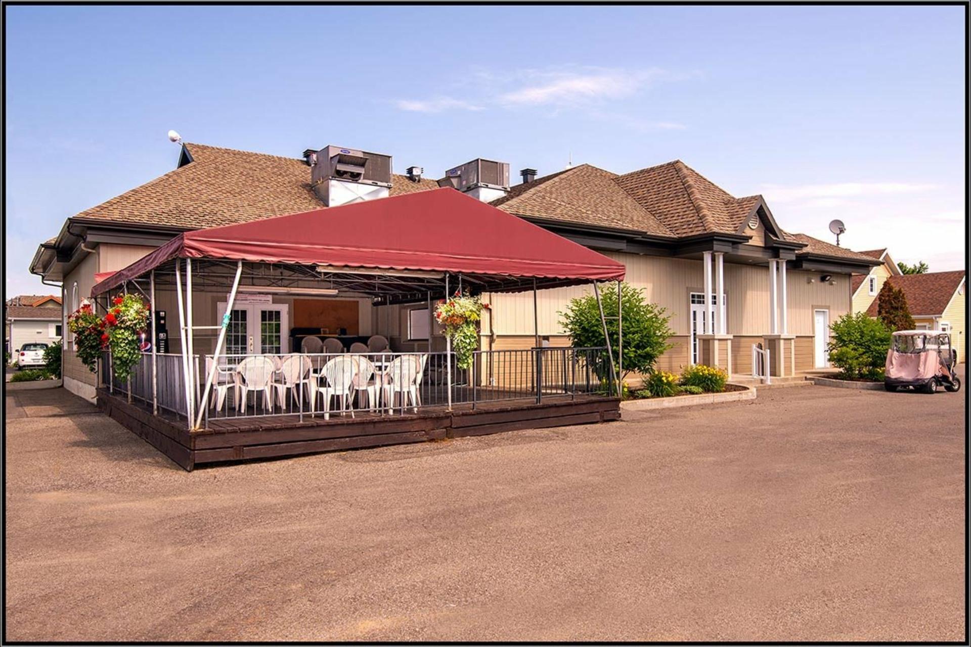image 23 - Maison À vendre Fossambault-sur-le-Lac - 11 pièces