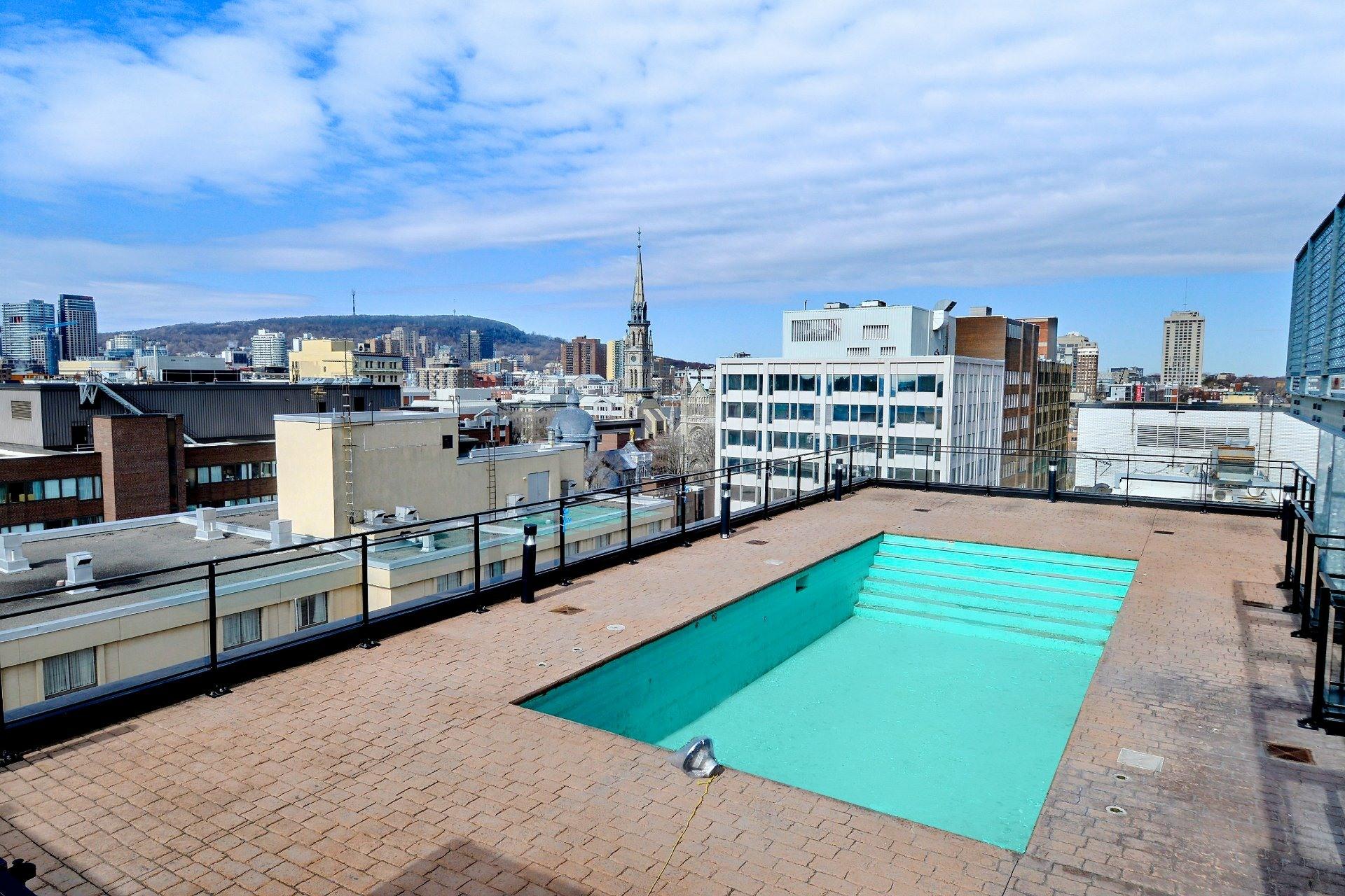 image 3 - Appartement À vendre Montréal Ville-Marie  - 5 pièces