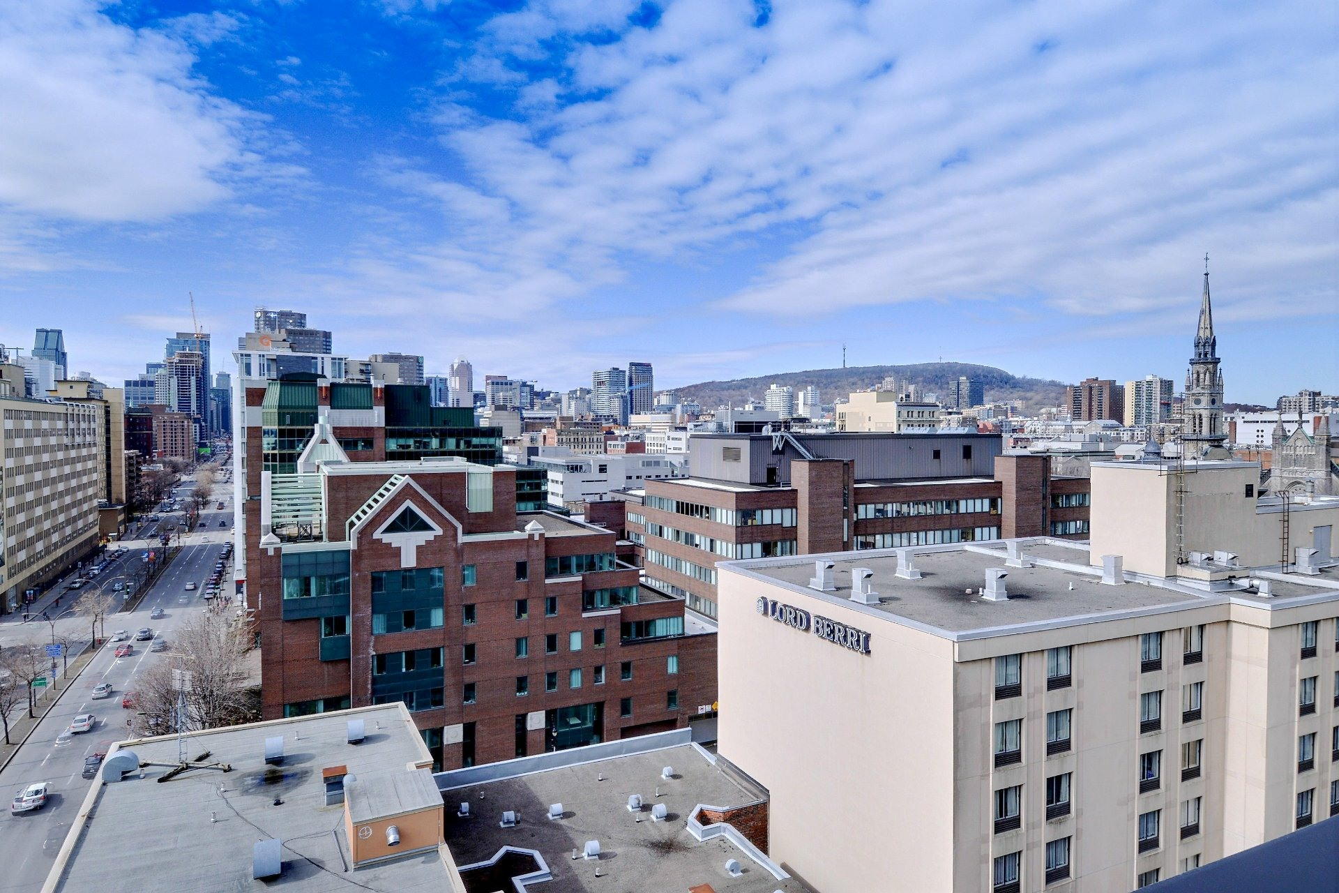 image 7 - Appartement À vendre Montréal Ville-Marie  - 5 pièces