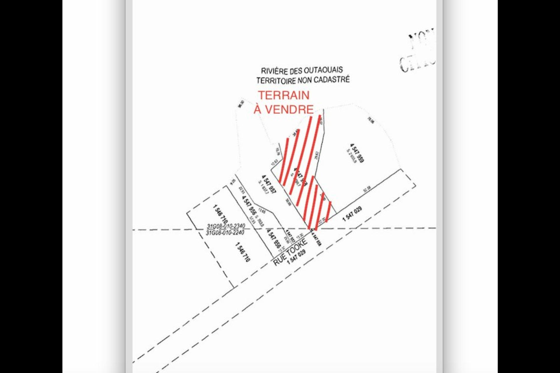 image 2 - Terrain À vendre Vaudreuil-Dorion