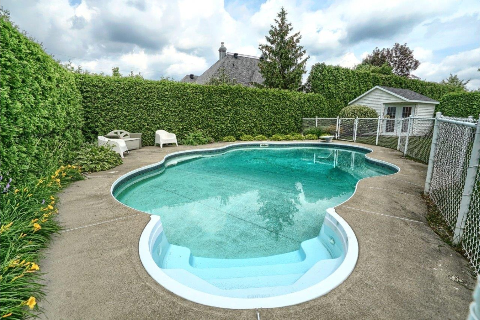 image 31 - House For sale Brossard - 12 rooms