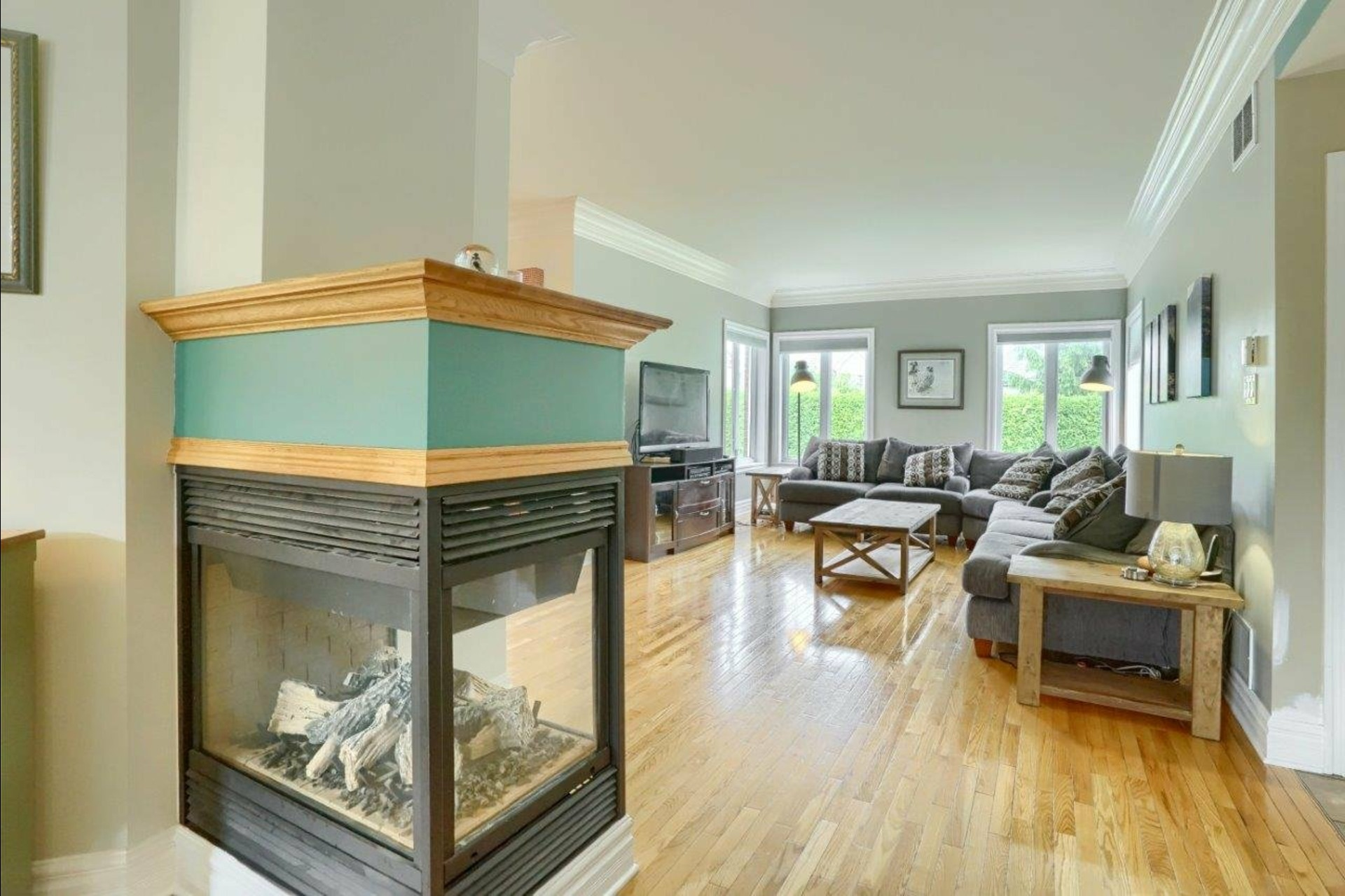 image 10 - House For sale Brossard - 12 rooms